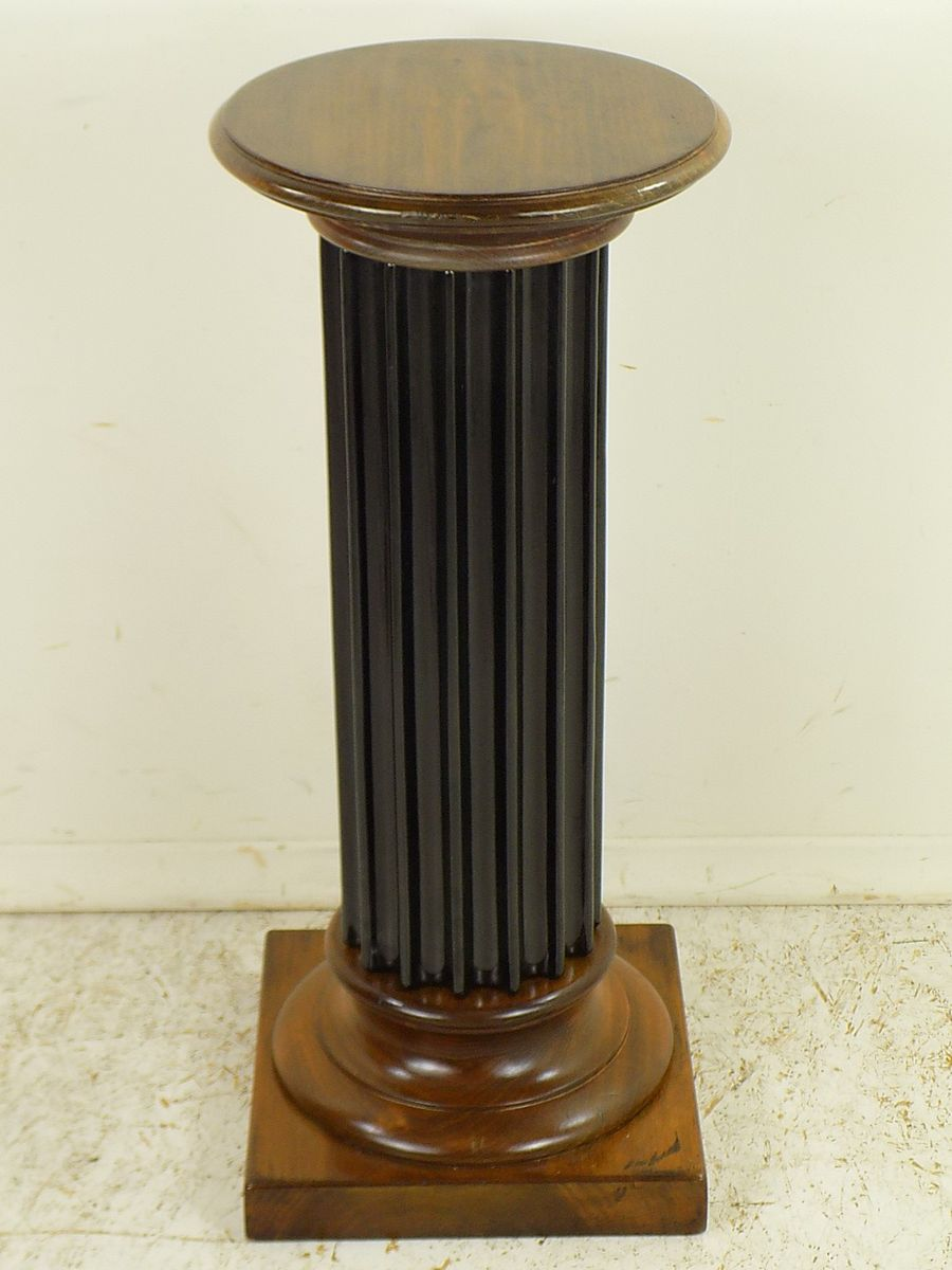 Art deco pedestal column table 1930s for sale at pamono for Table column