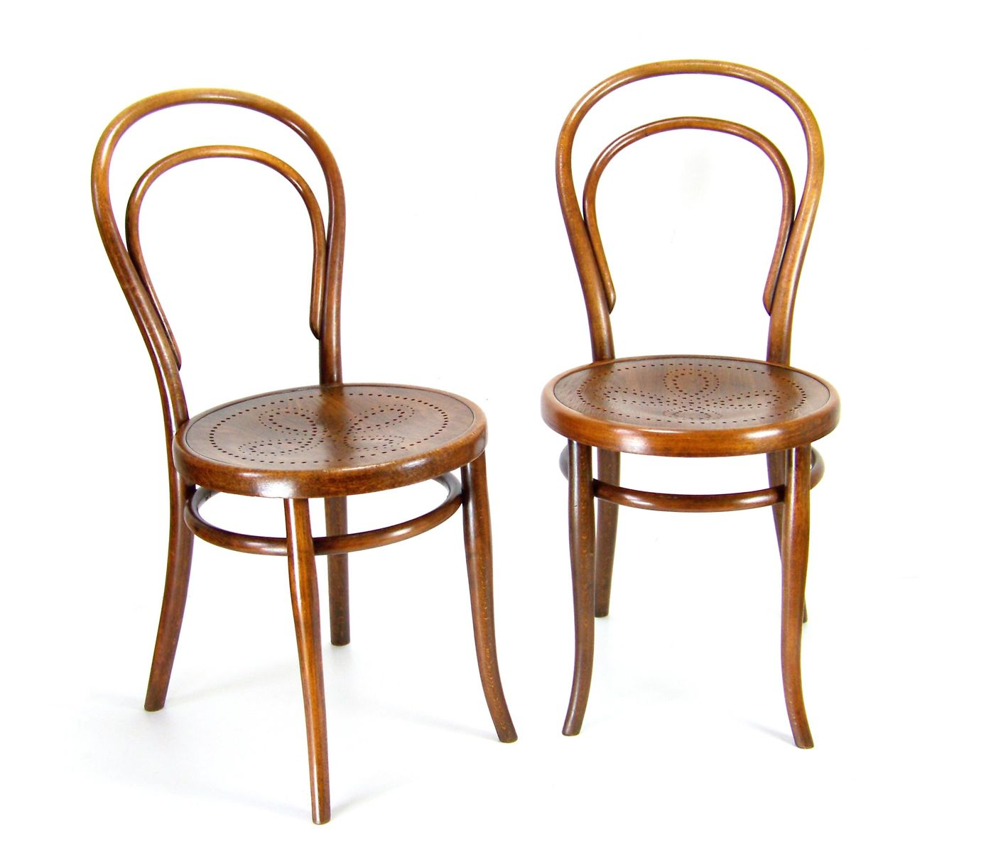 Viennese Nr 14 Chairs From Thonet, 1900s, Set Of 2