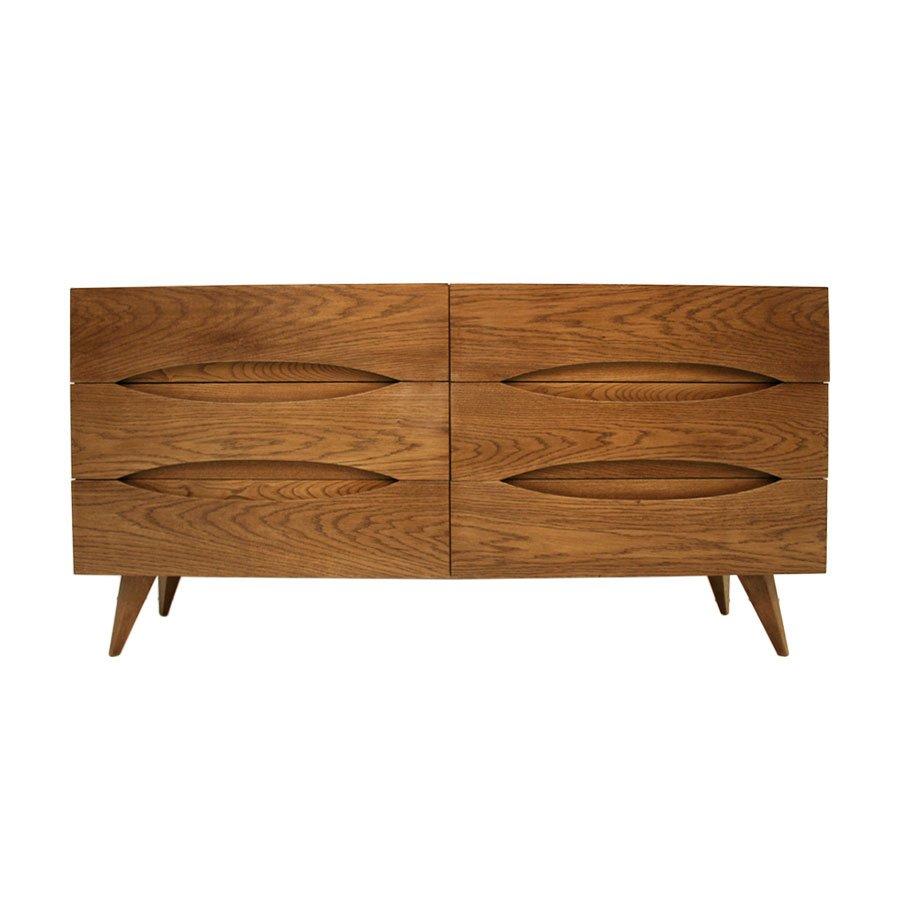 italienisches walnuss sideboard 1960er bei pamono kaufen. Black Bedroom Furniture Sets. Home Design Ideas