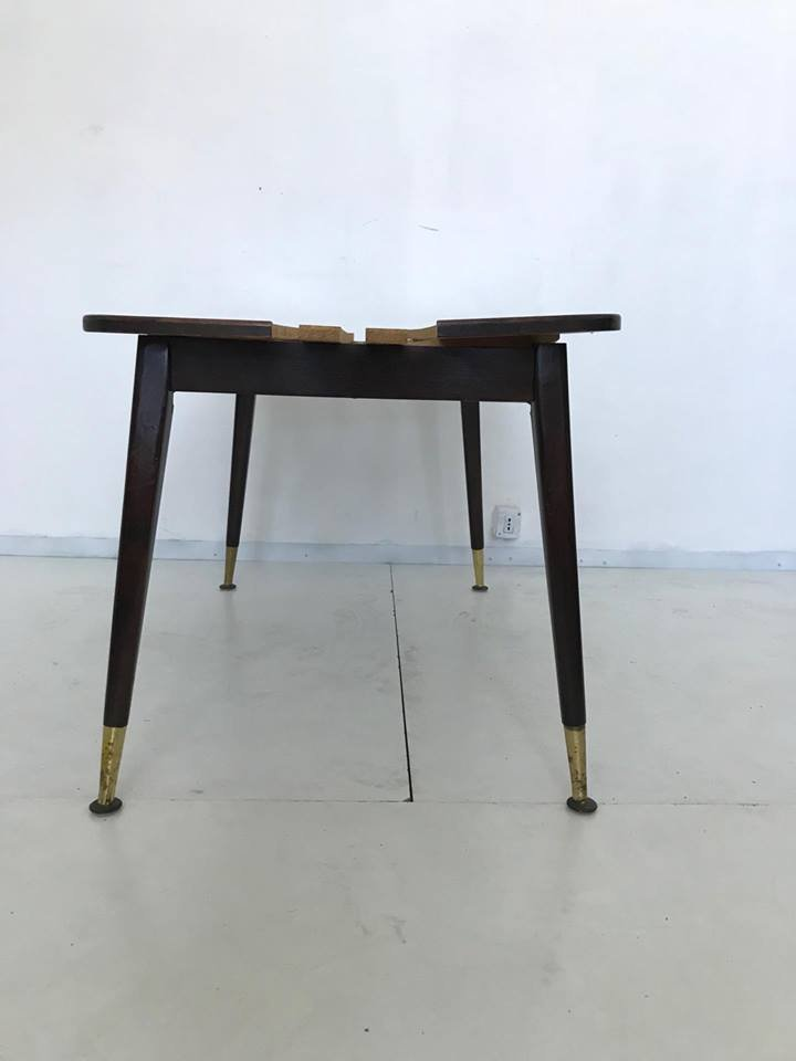 Extendable Coffee Table 1950s