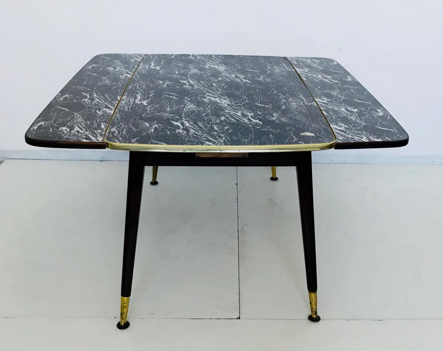 Extendable coffee table 1950s for sale at pamono - Telescopic coffee table ...