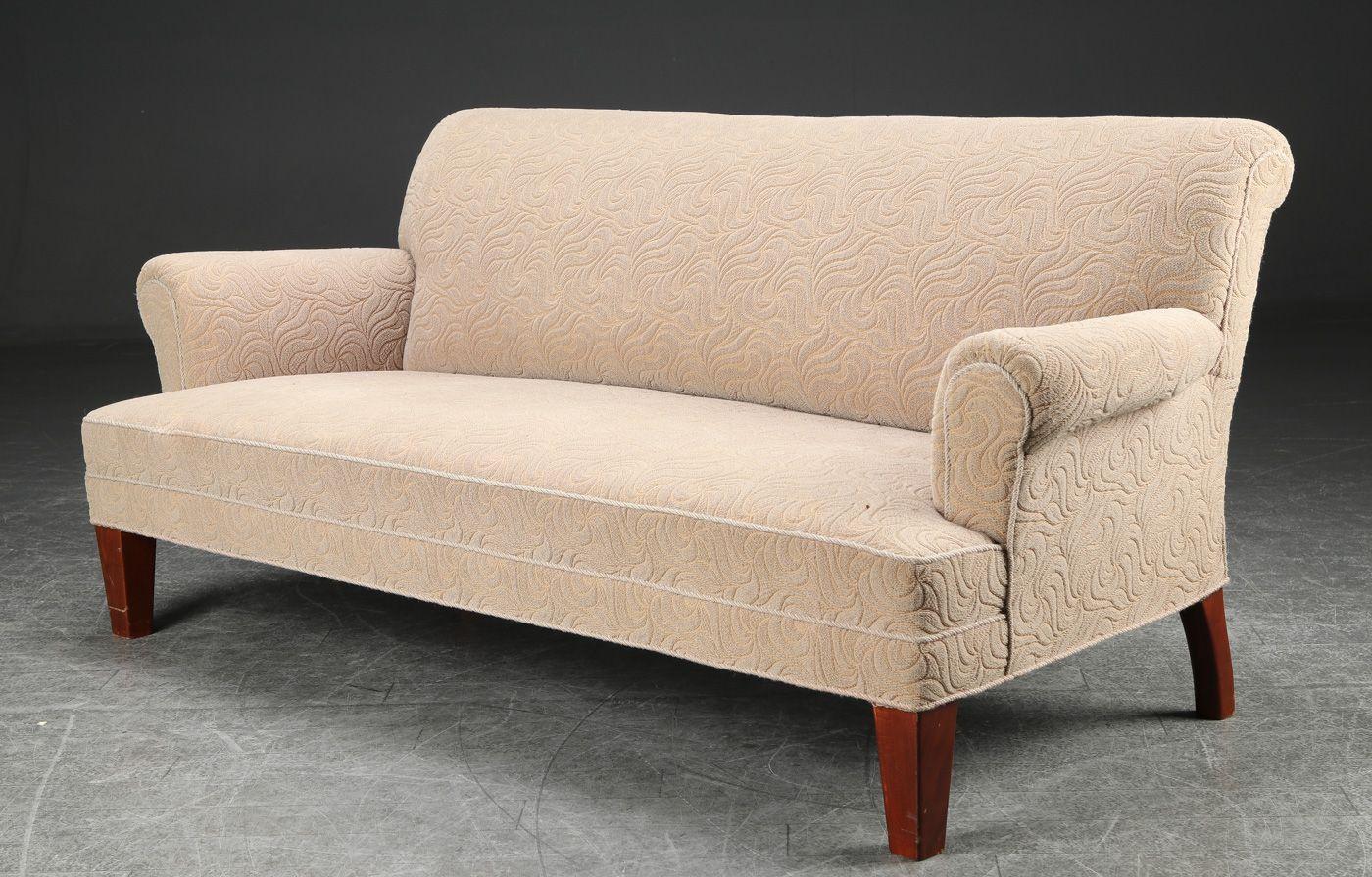 d nisches 2 sitzer sofa 1940er bei pamono kaufen. Black Bedroom Furniture Sets. Home Design Ideas