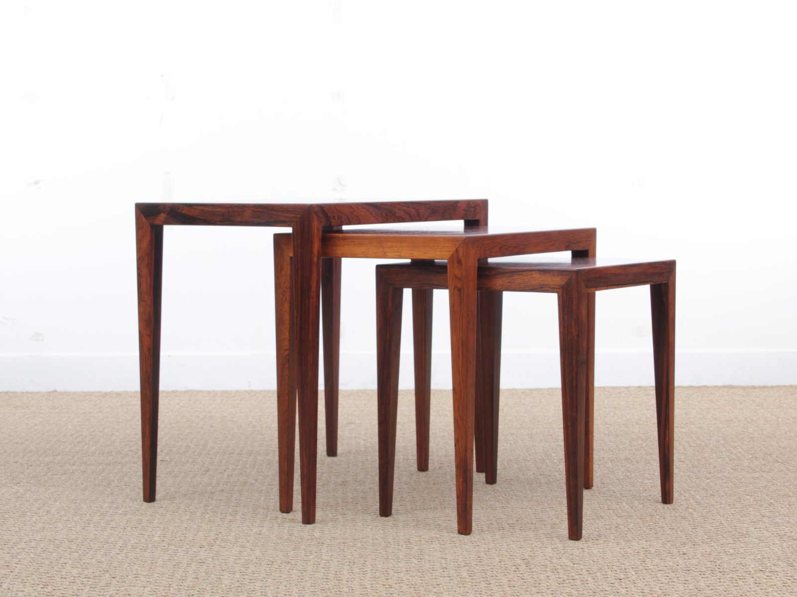 Vintage Nesting Tables and Stacking Tables line Shop