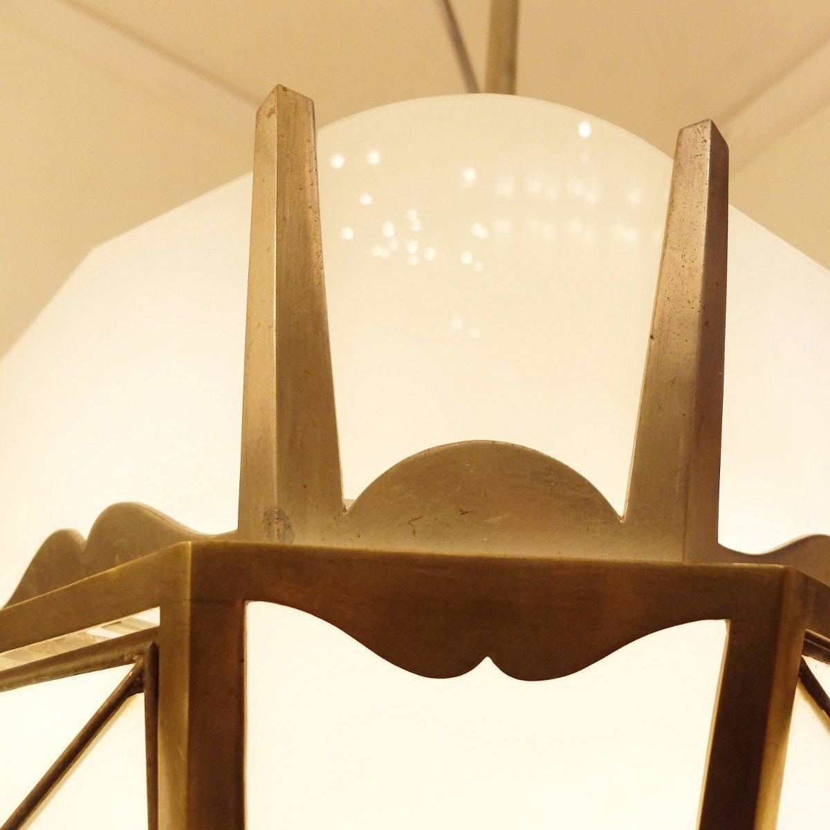 vintage art deco pendant for sale at pamono. Black Bedroom Furniture Sets. Home Design Ideas