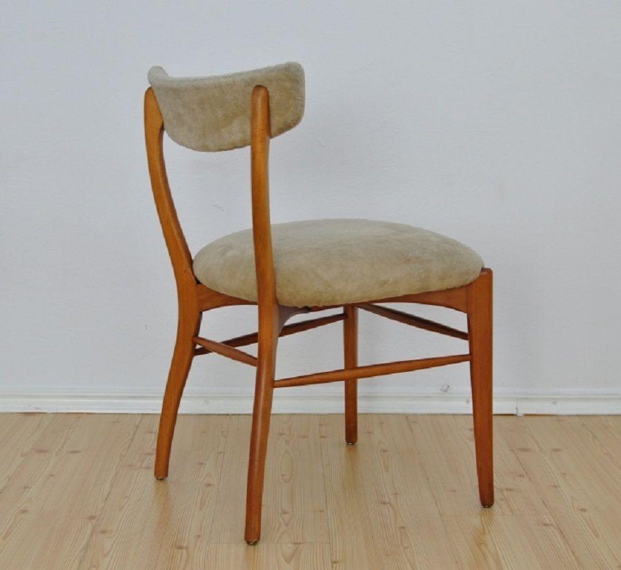 4er Set Stühle : st hle 1960er 4er set bei pamono kaufen ~ Indierocktalk.com Haus und Dekorationen