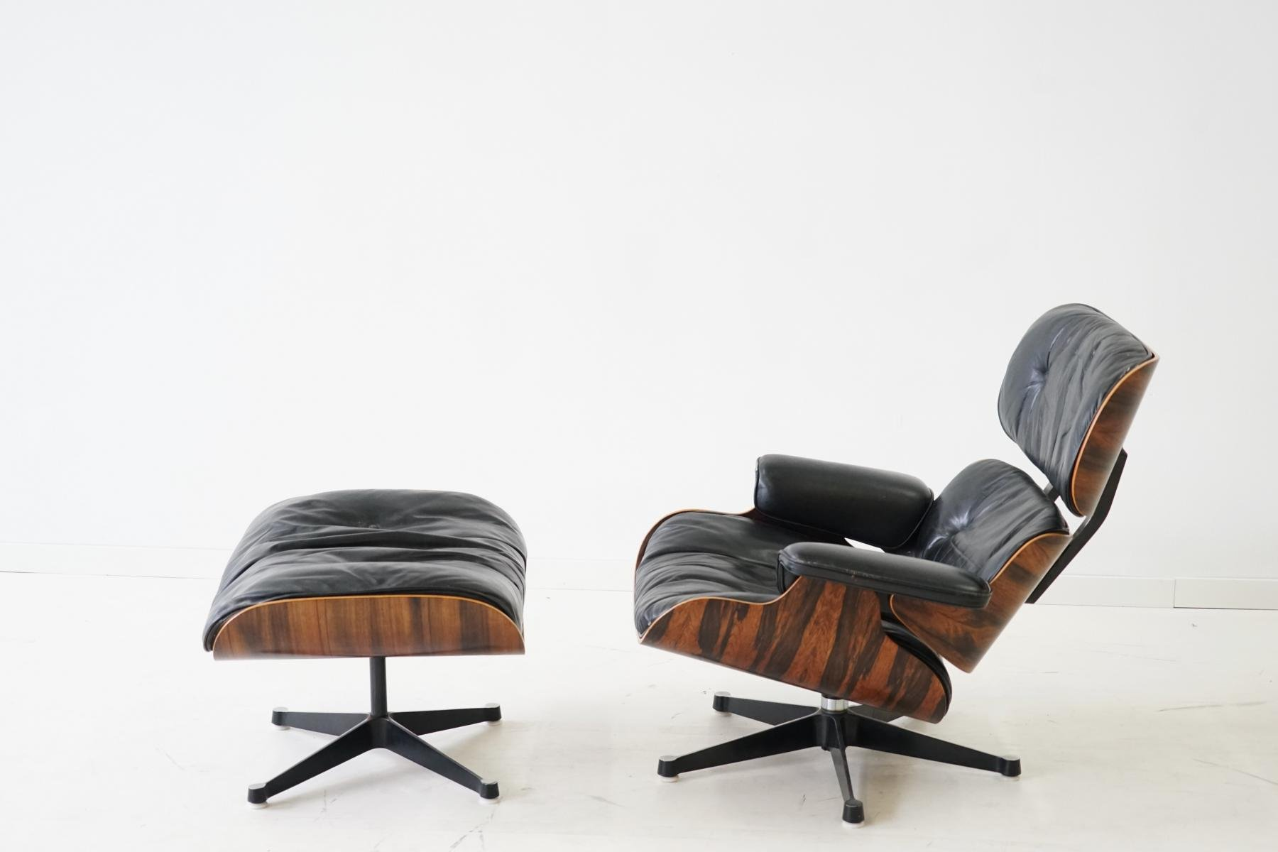 Lounge Chair & Ottoman by Charles and Ray Eames for Herman Miller