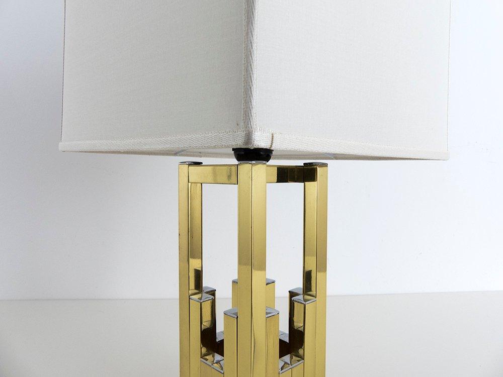 Lampade da tavolo di willy rizzo per lumica anni 39 70 set - Lampade da tavolo di design ...