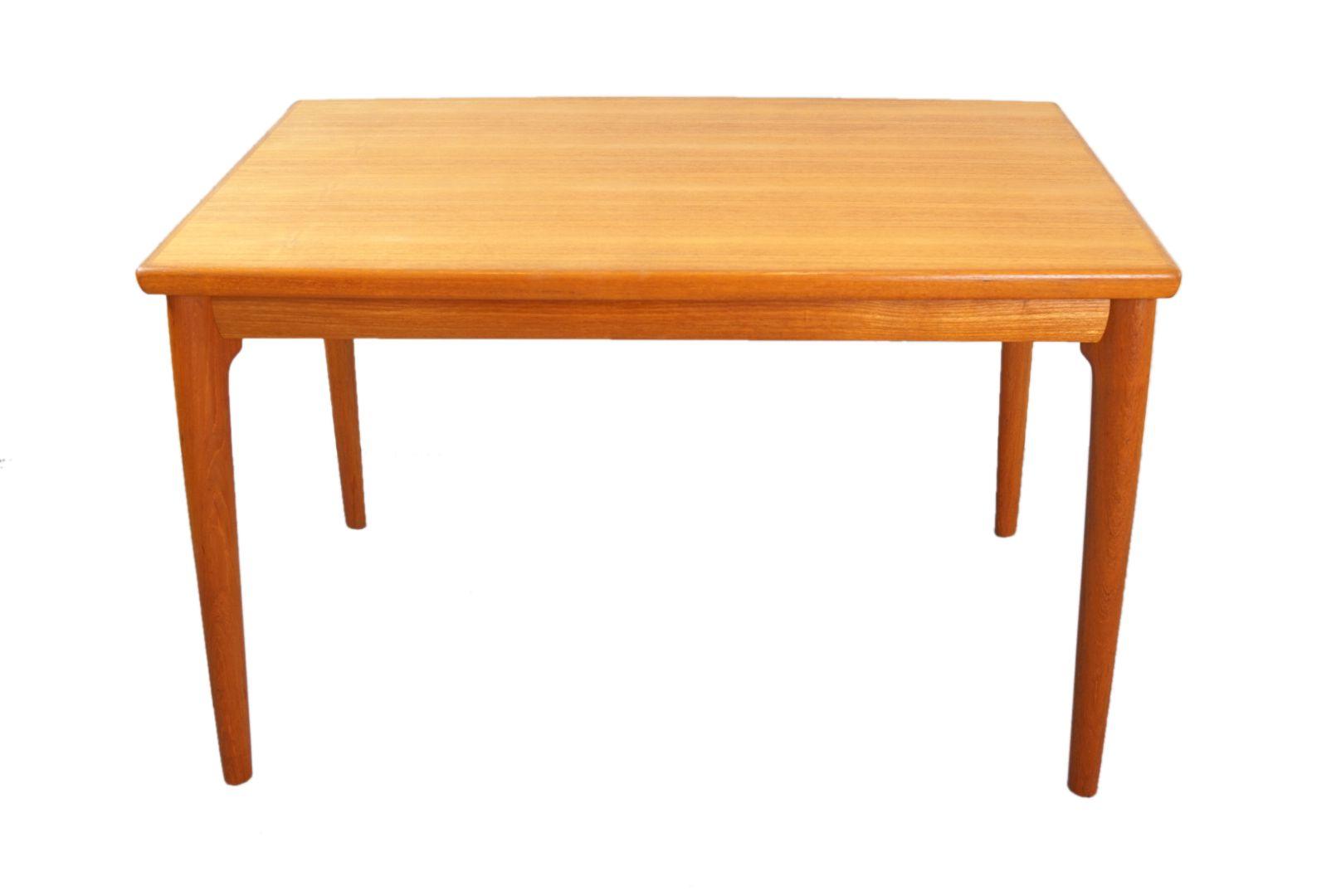 Vintage Extendable Teak Veneer Dining Table by Grete Jalk  : vintage extendable teak veneer dining table by grete jalk for glostrup 1 from www.pamono.com size 1616 x 1080 png 458kB