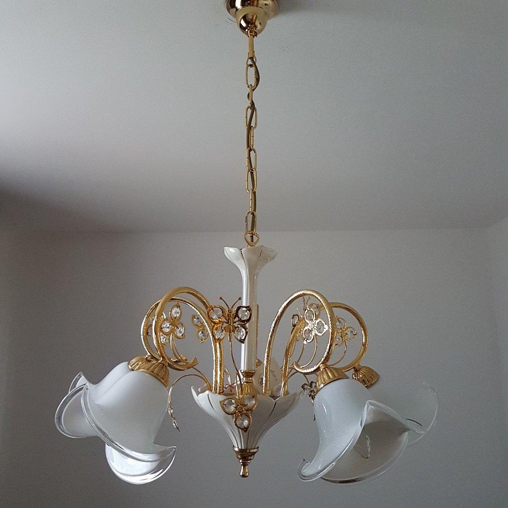 Murano glas swarovski kristall kronleuchter von bc san michele murano glas swarovski kristall kronleuchter von bc san michele 1980er bei pamono kaufen parisarafo Gallery