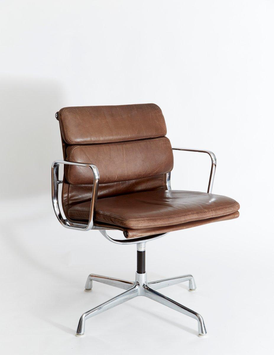 Bürostuhl designklassiker eames  Vintage EA 208 Softpad Bürostuhl von Charles & Ray Eames für ...