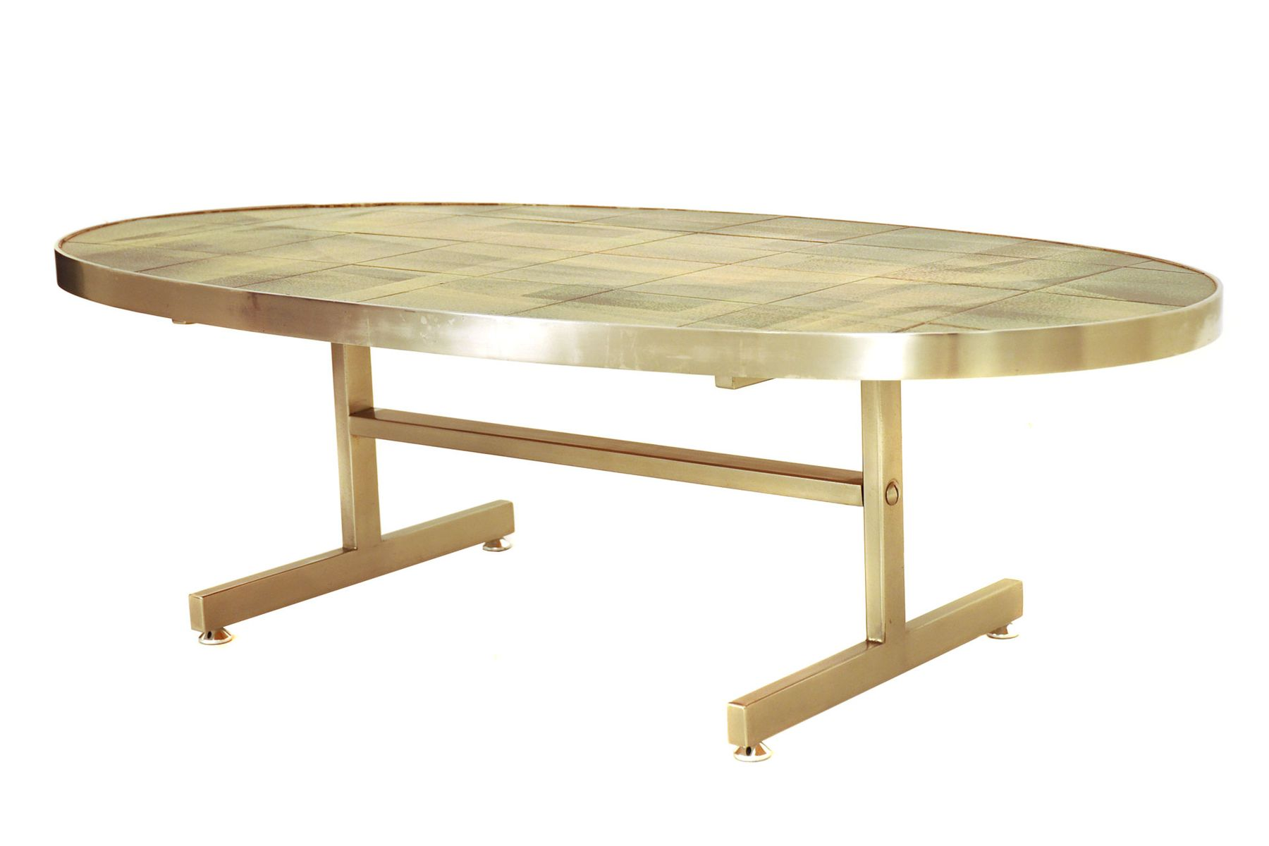 Mid Century Coffee Table By Jacques Lignier For Sale At Pamono