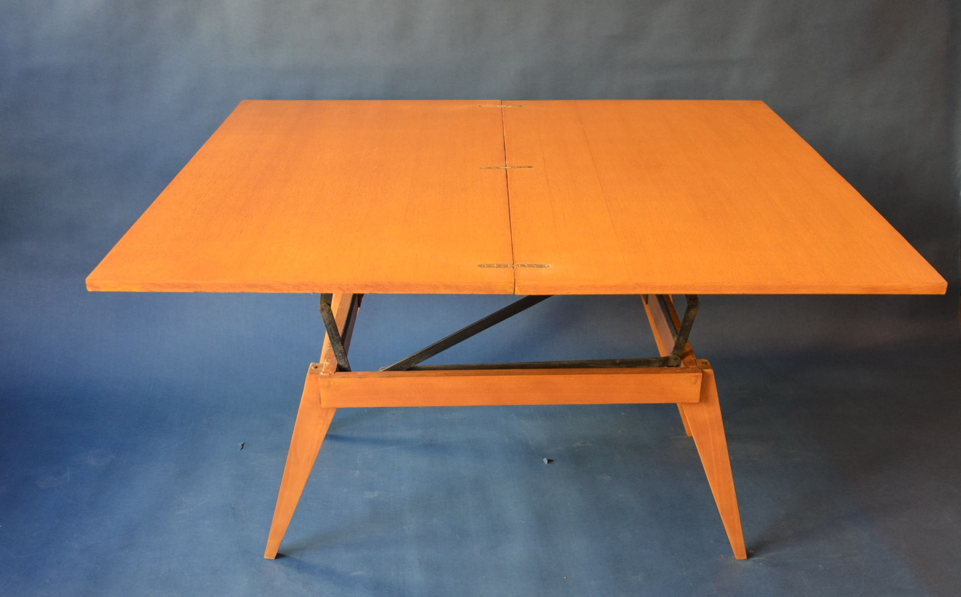 Vintage Model Magic Coffee Table by Albert Ducrot for sale at Pamono