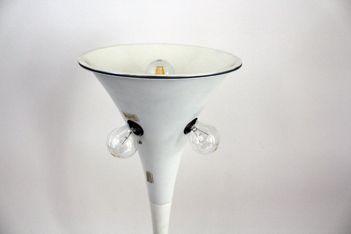 Vintage Uplight Floor Lamp from Vest for sale at Pamono