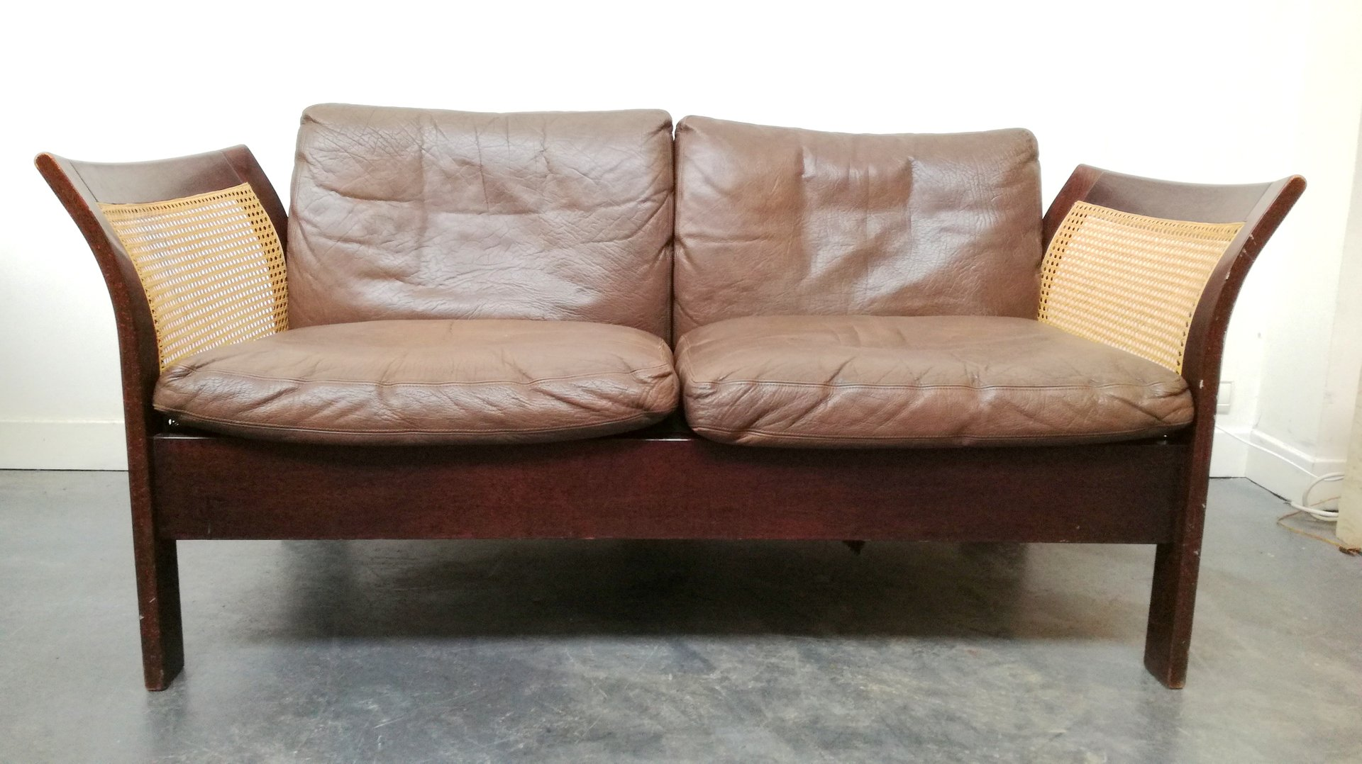 2 Seater Sofa from Vejen Polsterm¸belfabrik 1960s for sale at Pamono