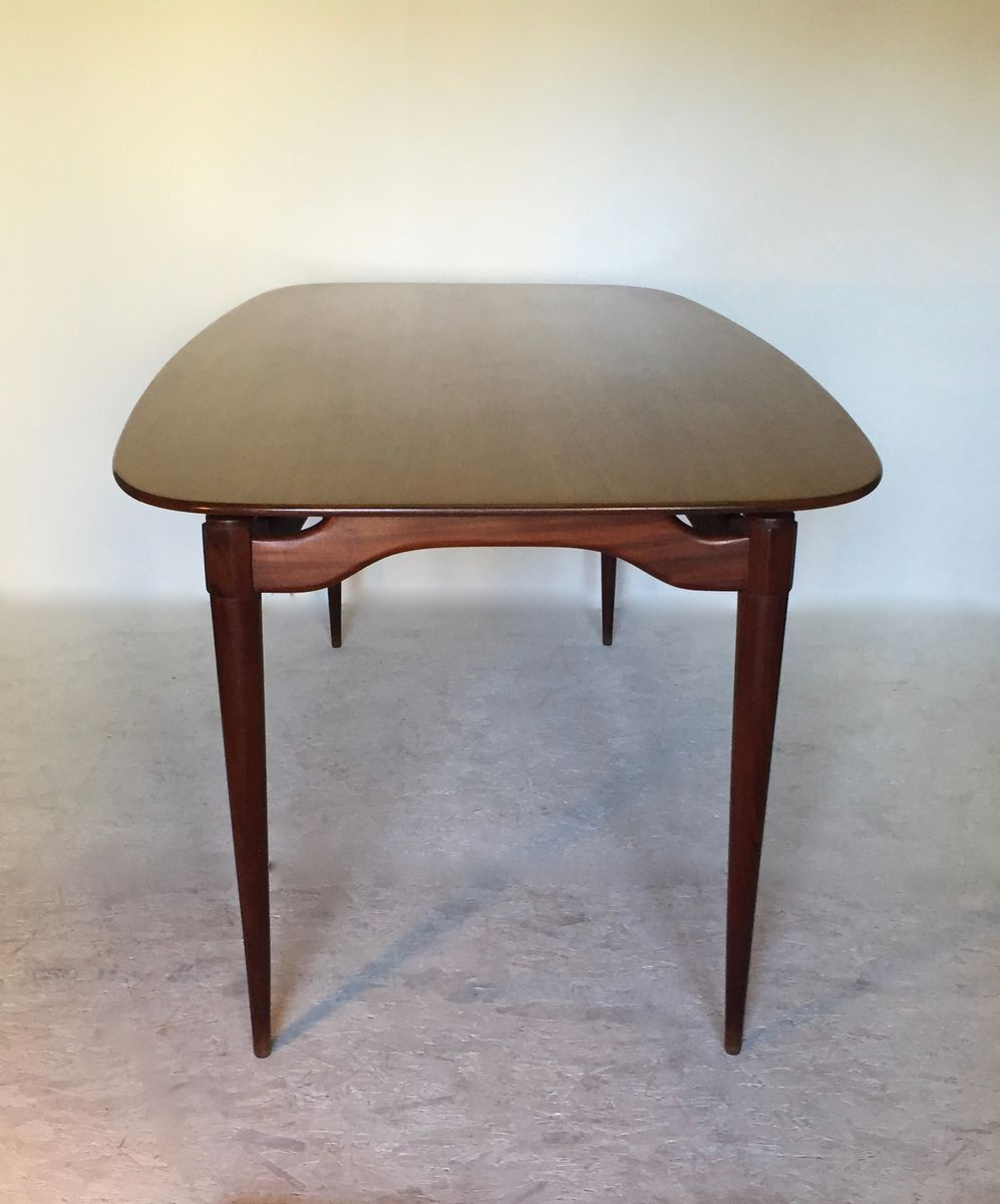 Large italian dining table 1950s for sale at pamono for Italian dining table