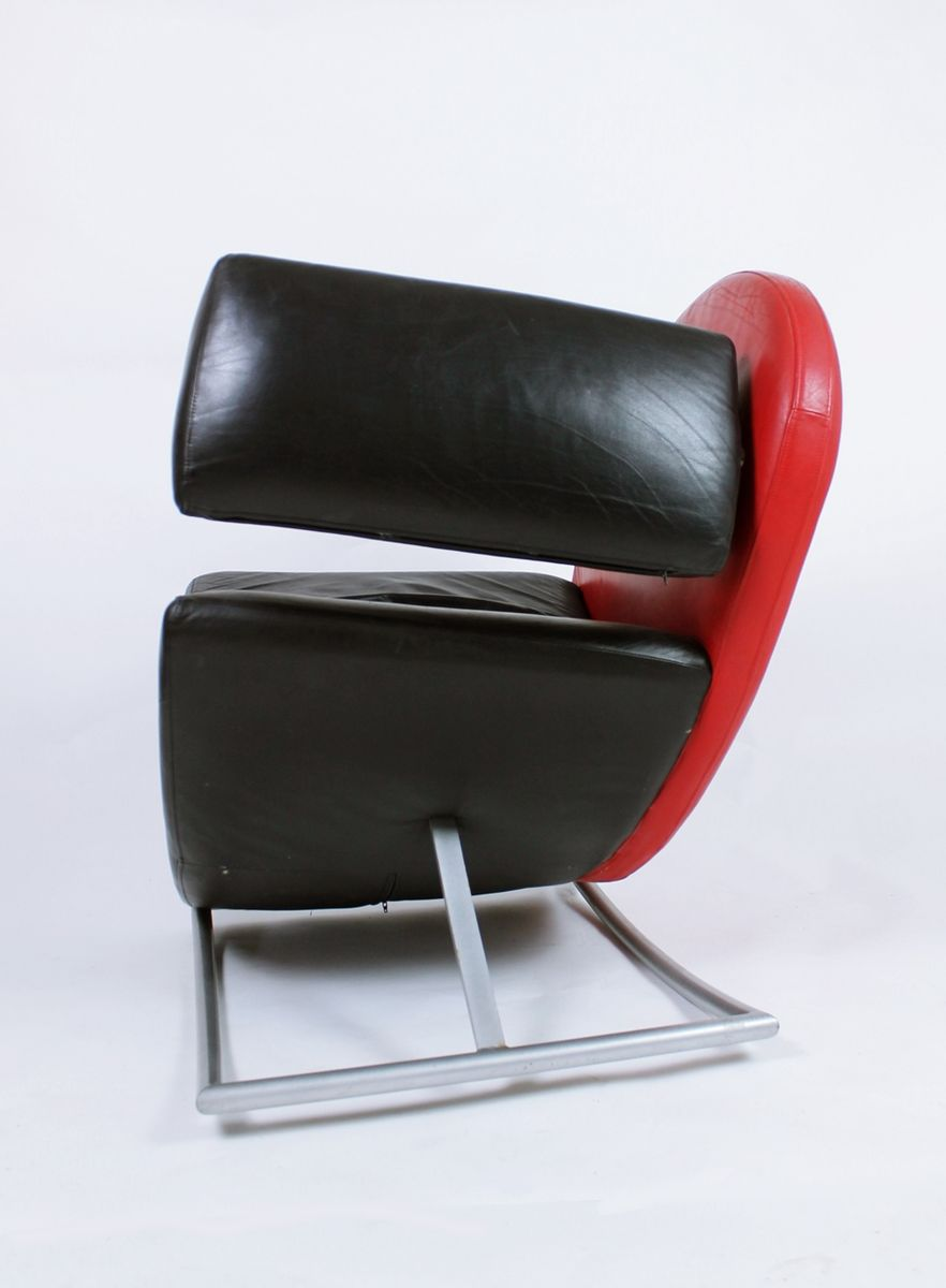 German postmodern rocking lounge chair 1980s for sale at for 1980s chair