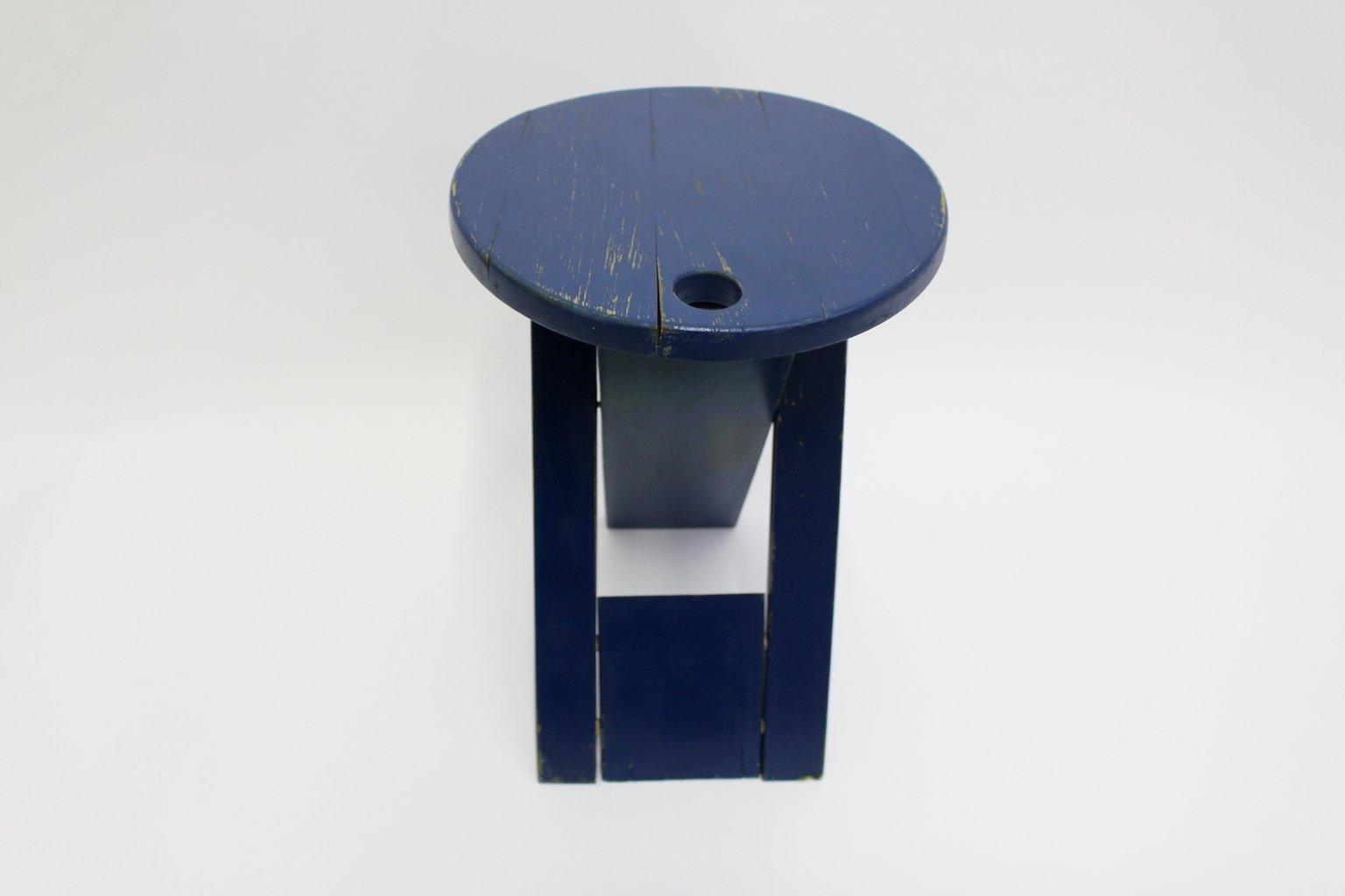 tabouret pliant suzy vintage par adrian reed pour princess. Black Bedroom Furniture Sets. Home Design Ideas