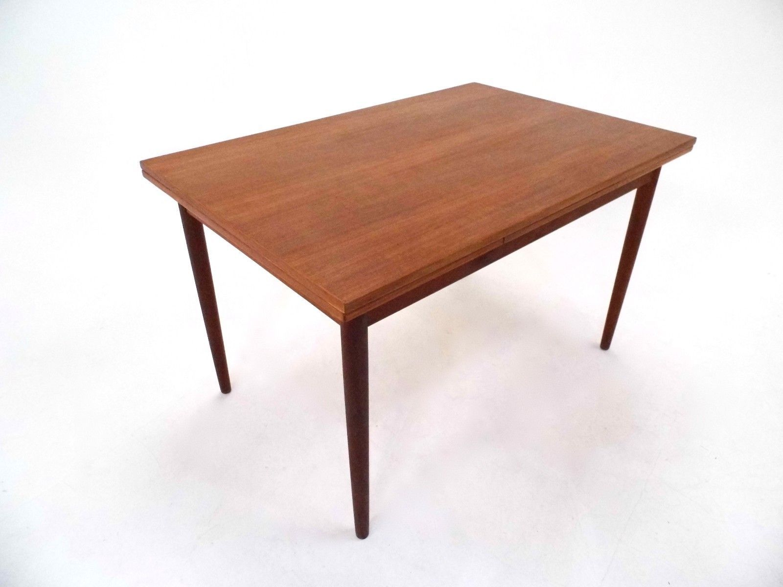 Danish Teak Extending Dining Table 1960s for sale at Pamono