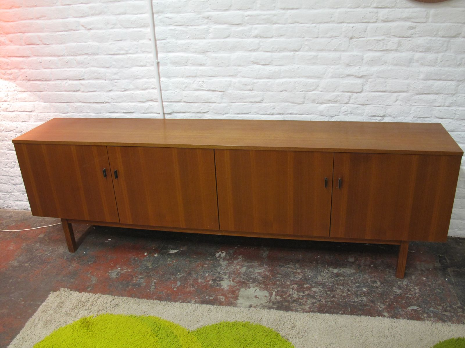 Teak sideboard 1970s for sale at pamono for Sideboard qr