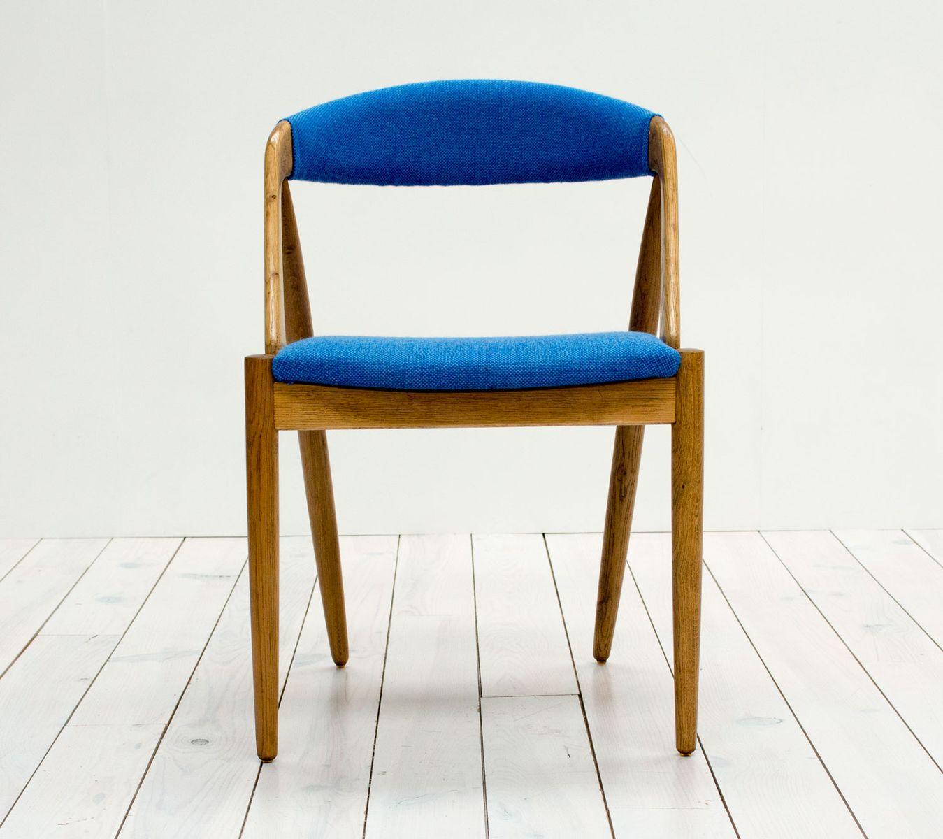 Vintage 31 chair in oak by kai kristiansen for schou andersen for sale at pamono - Kai kristiansen chair ...