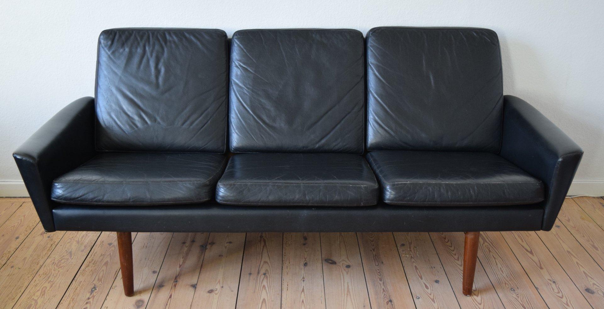 d nisches mid century sofa 1960er bei pamono kaufen. Black Bedroom Furniture Sets. Home Design Ideas