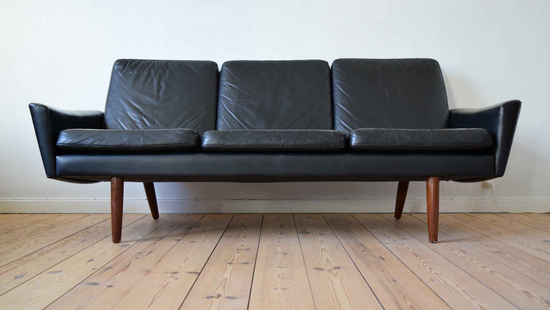 Mid century danish sofa 1960s for sale at pamono for Mid century modern sofa for sale