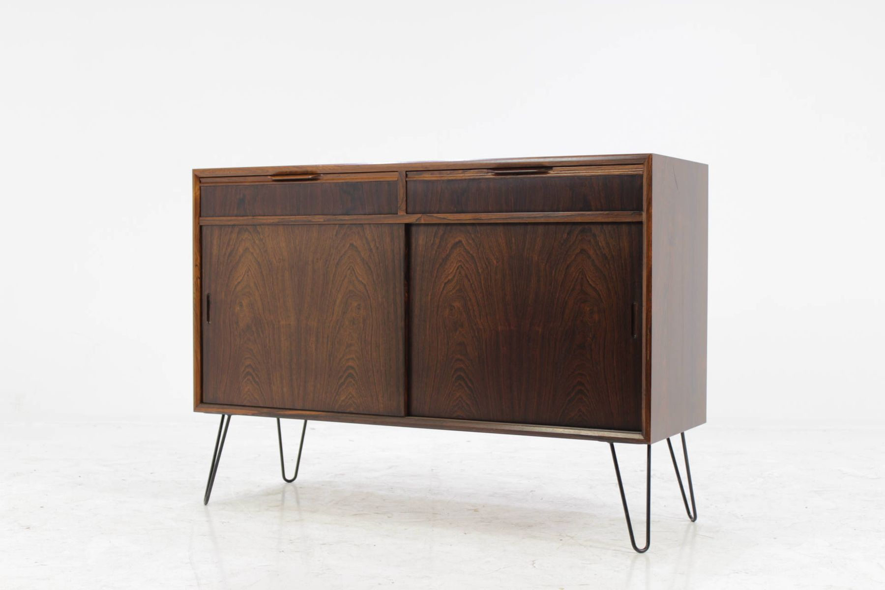upcycled danish palisander sideboard 1960s for sale at pamono. Black Bedroom Furniture Sets. Home Design Ideas