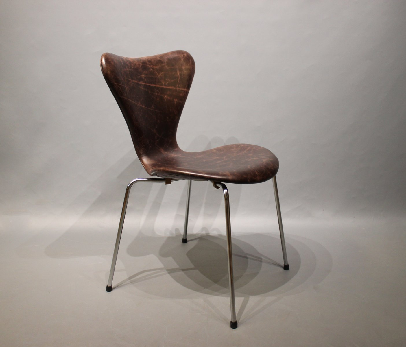 Model 3107 Chair By Arne Jacobsen From Fritz Hansen 1960s