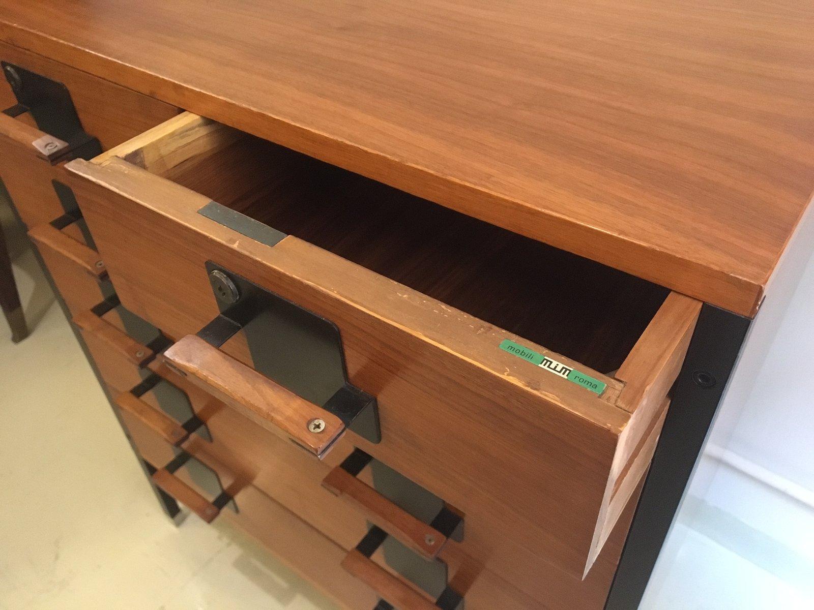 Positano chest by ico luisa parisi for mobili italiani for Mobili italiani design