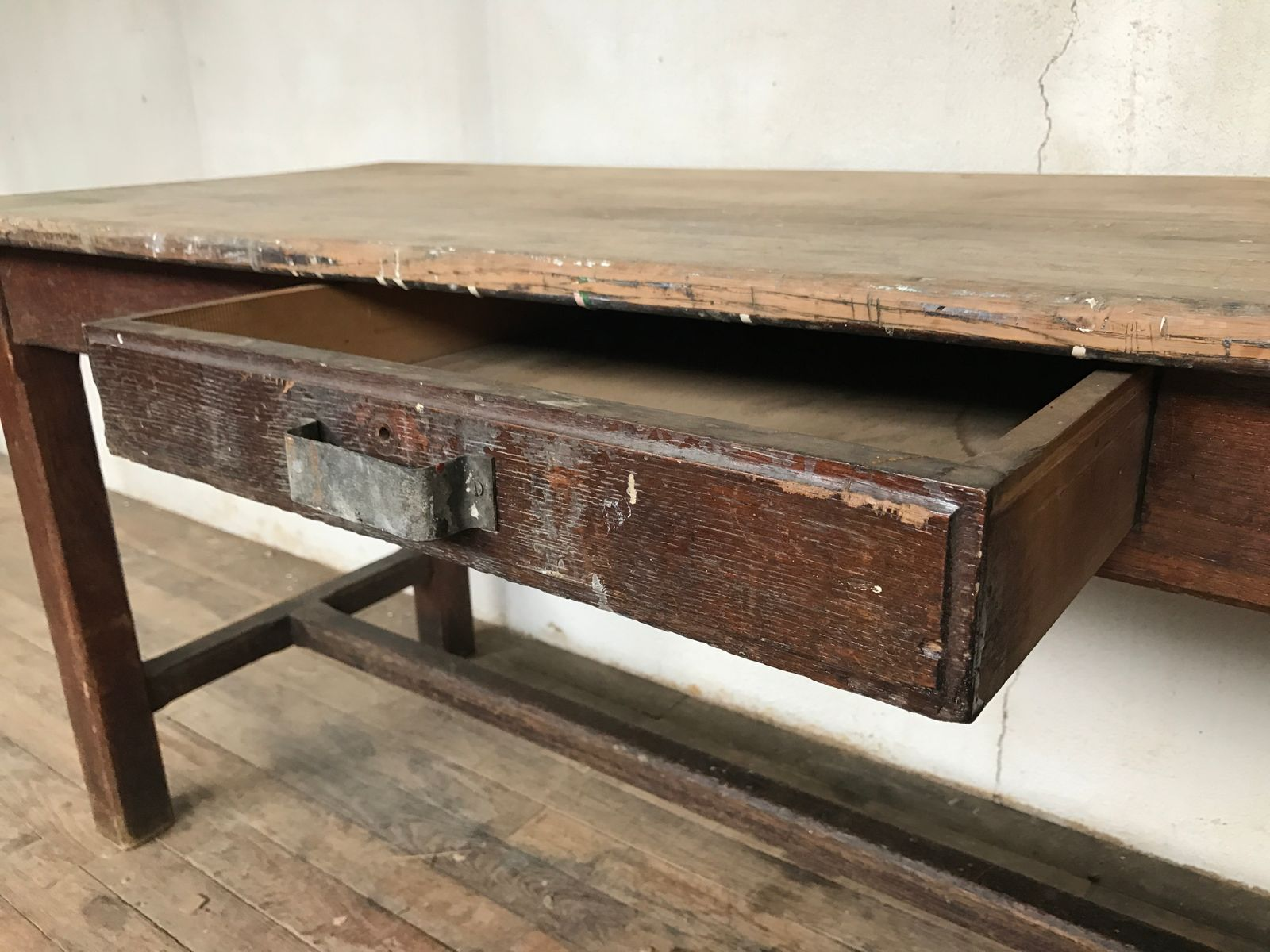 Antique French Table for sale at Pamono