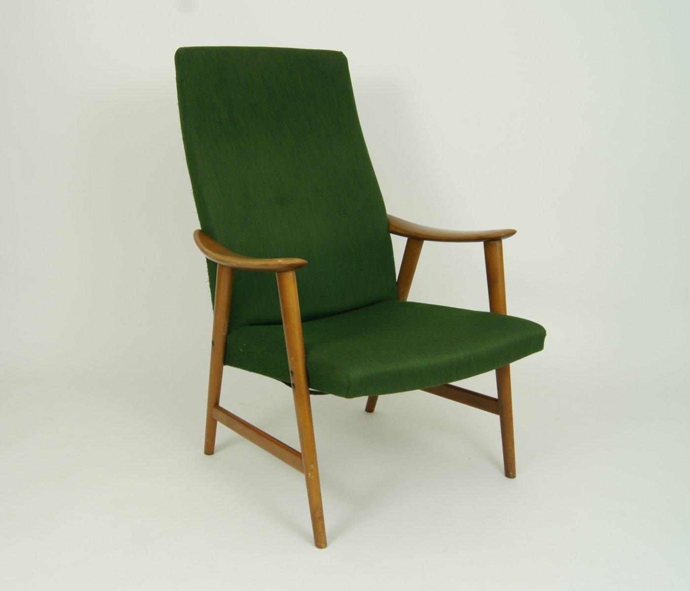 Mid-Century Danish Teak Armchair, 1960s For Sale At Pamono