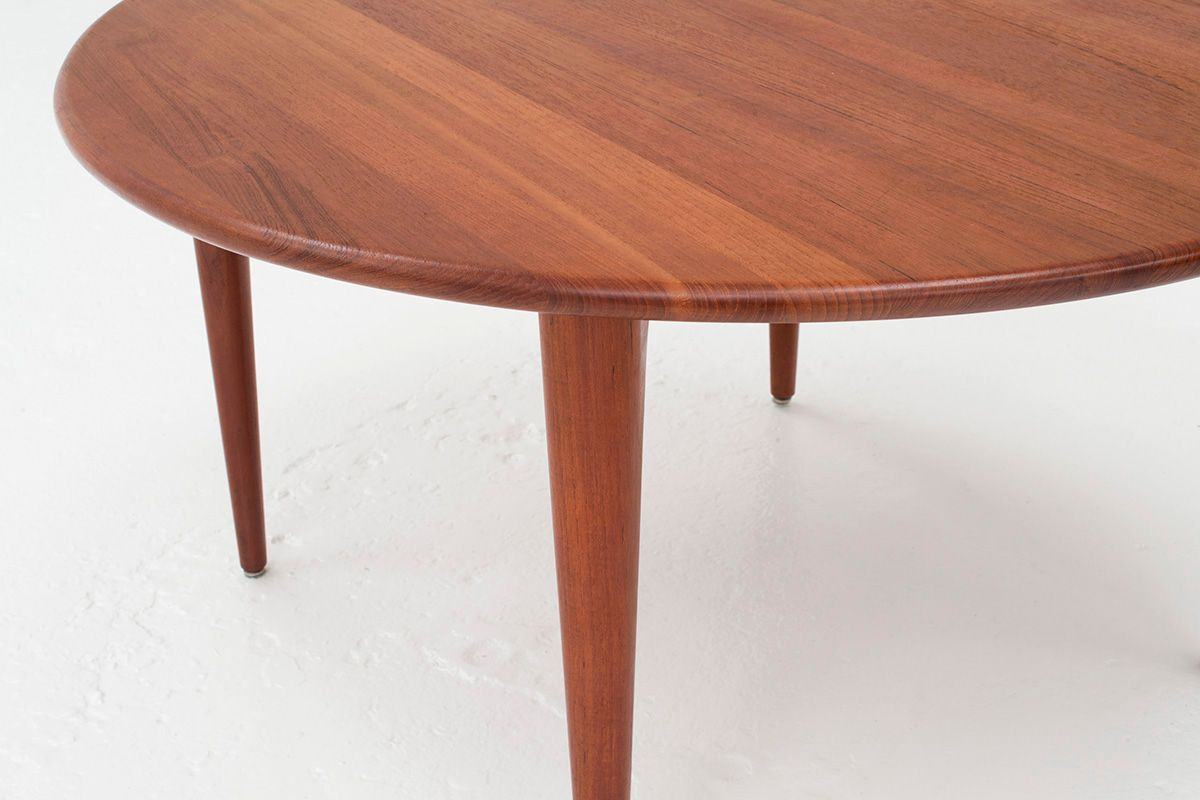 Danish Coffee Table 1960s For Sale At Pamono