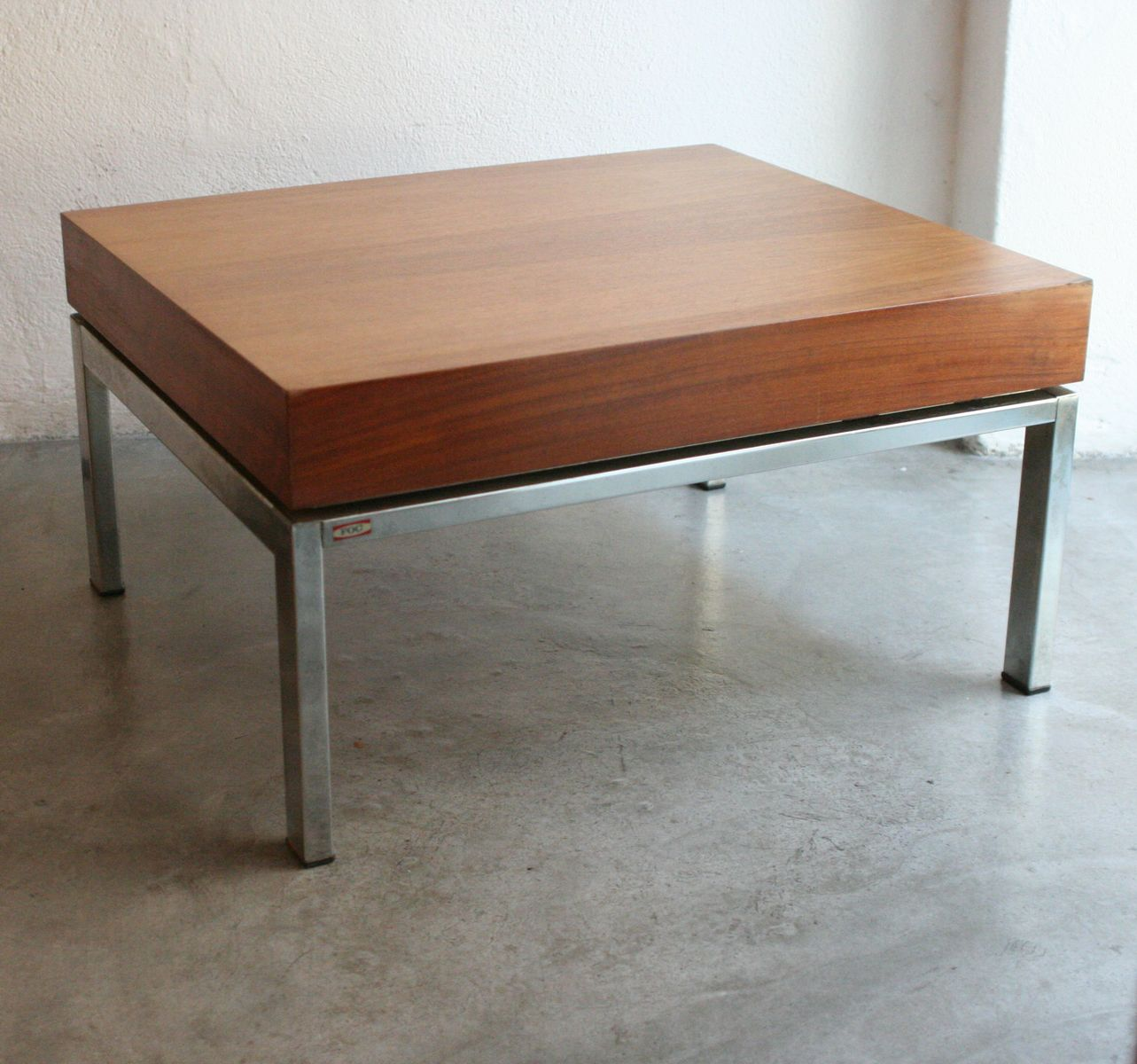 Vintage Low Side Table From FOC