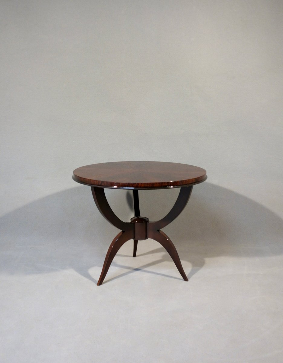 Art deco coffee table 1930s for sale at pamono for Art deco coffee table