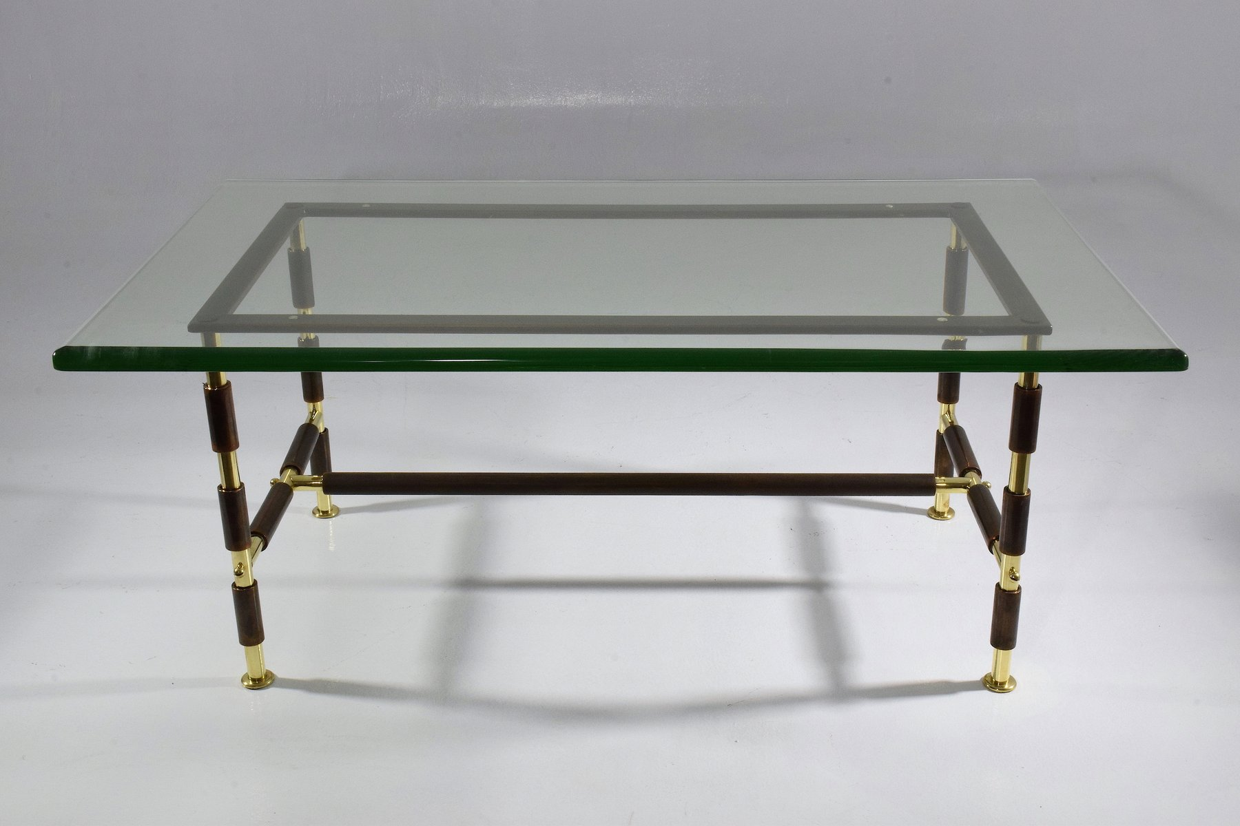 1736 Coffee Table by Max Ingrand for Fontana Arte 1955 for sale