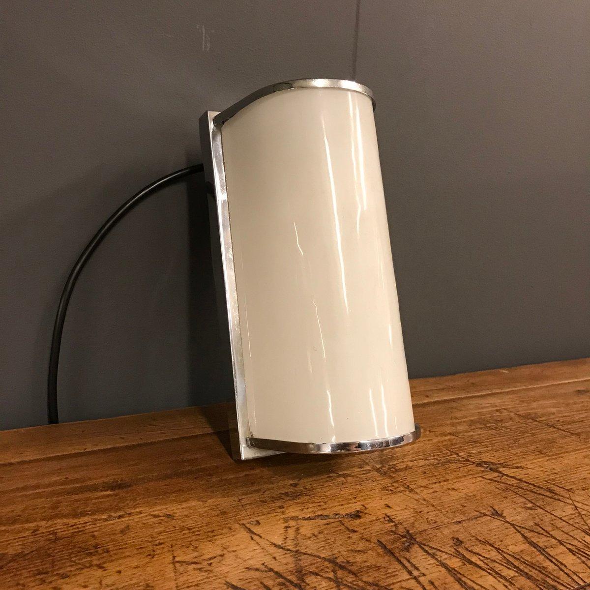 vintage art deco wandlampe 1930er bei pamono kaufen. Black Bedroom Furniture Sets. Home Design Ideas