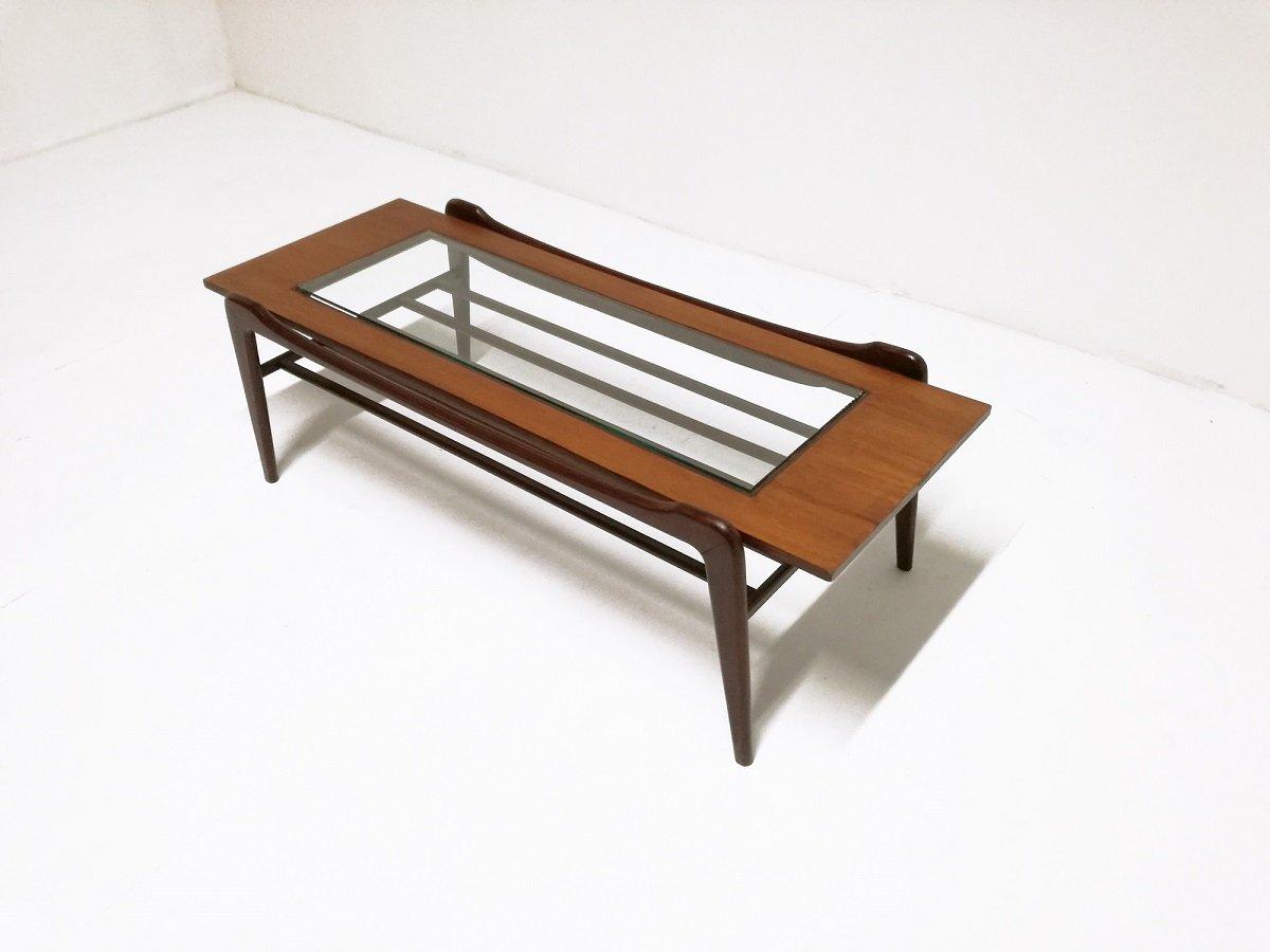 Mid century scandinavian coffee table 1960s for sale at for Scandinavian coffee table