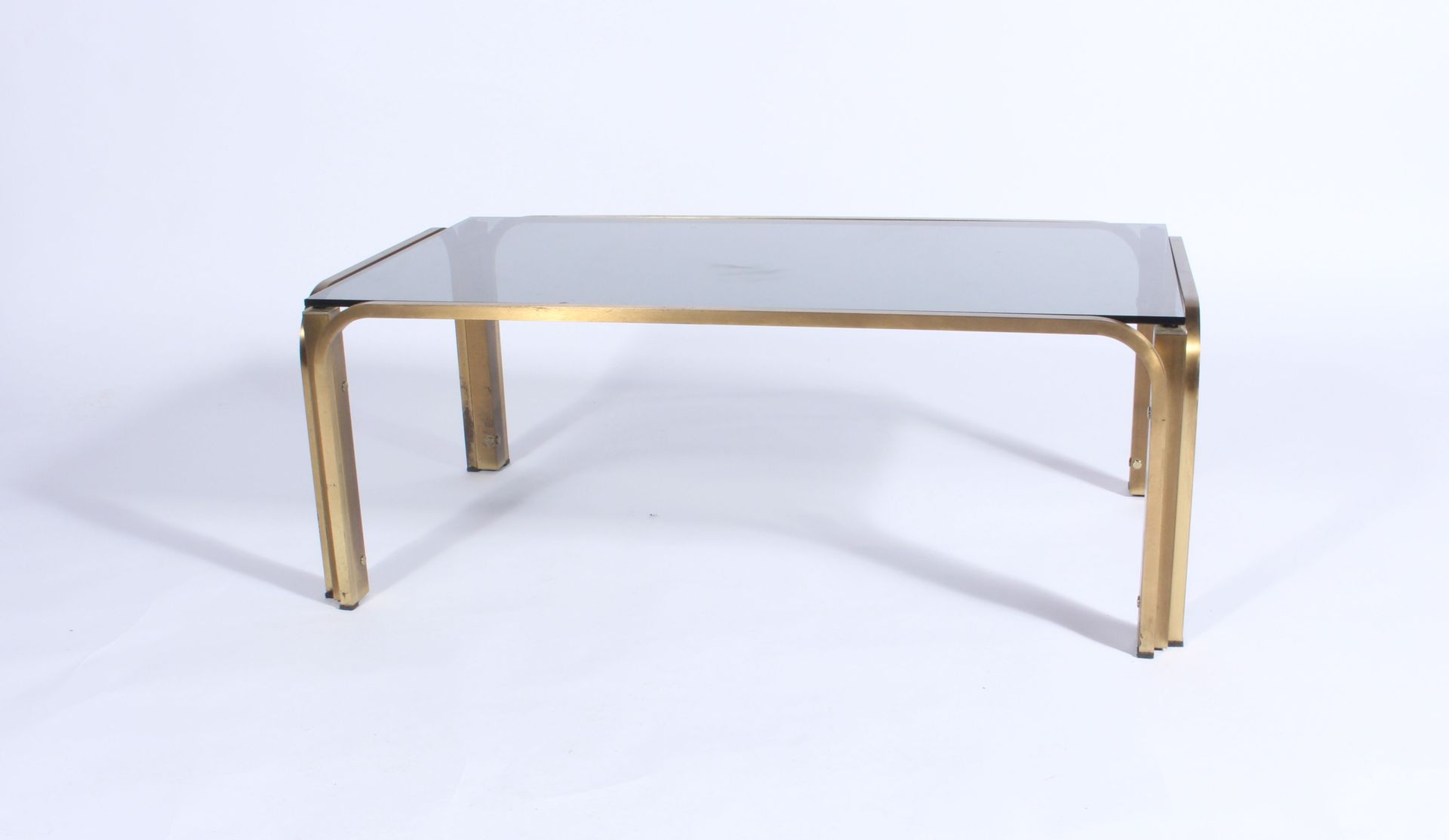 Vintage gilt metal coffee table for sale at pamono vintage gilt metal coffee table 3 previous geotapseo Image collections