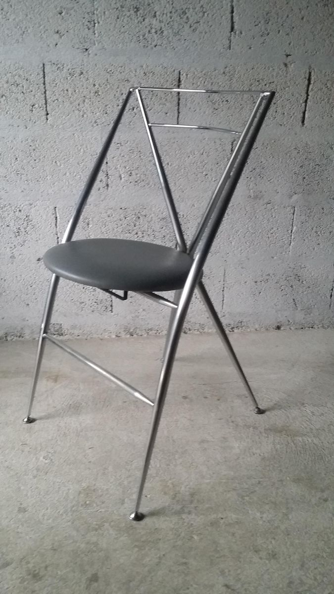 Vintage japanese chair by yamakado 1980s for sale at pamono for Asian chairs for sale