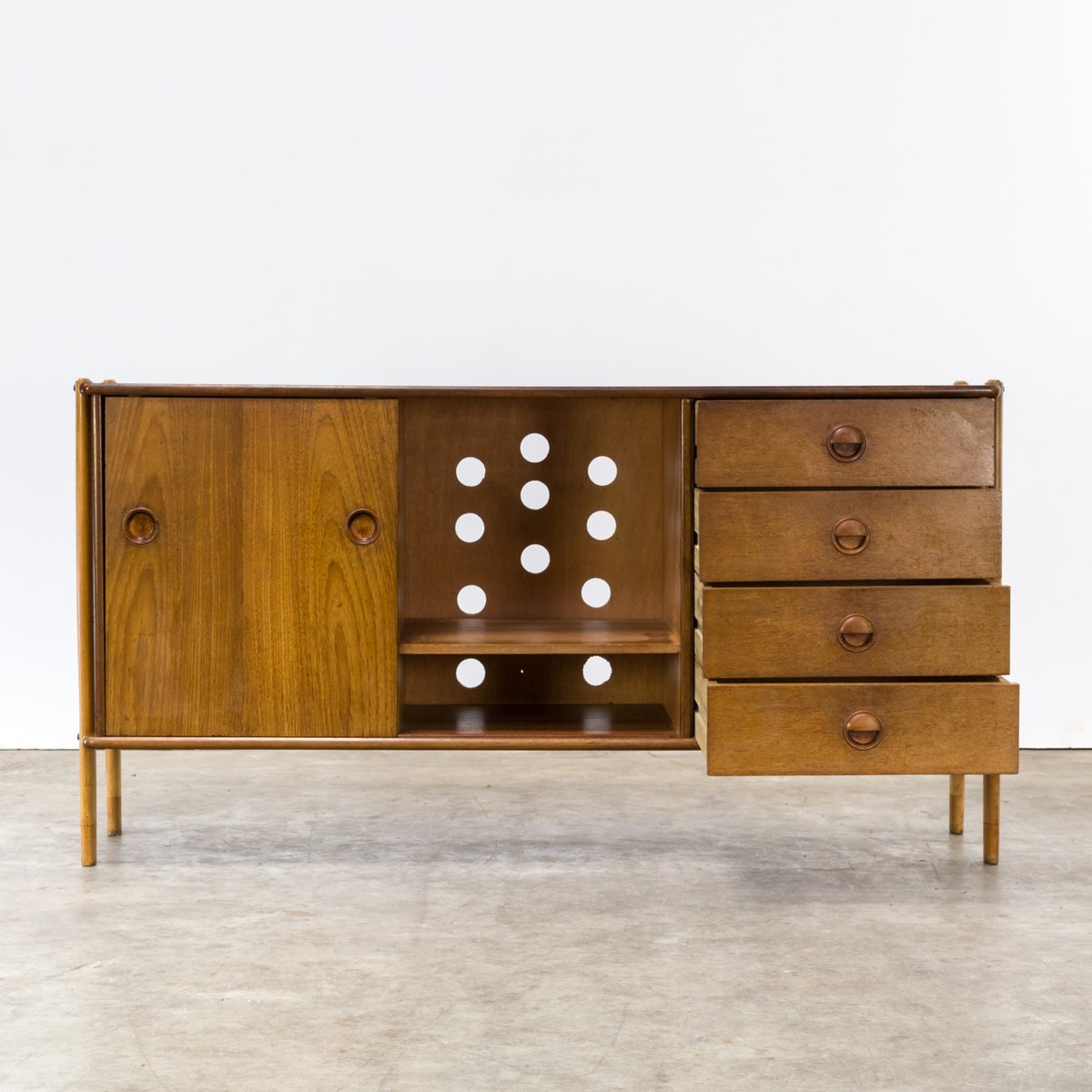 Sideboard von william watting f r fristho 1960er bei for Sideboard 4 meter lang