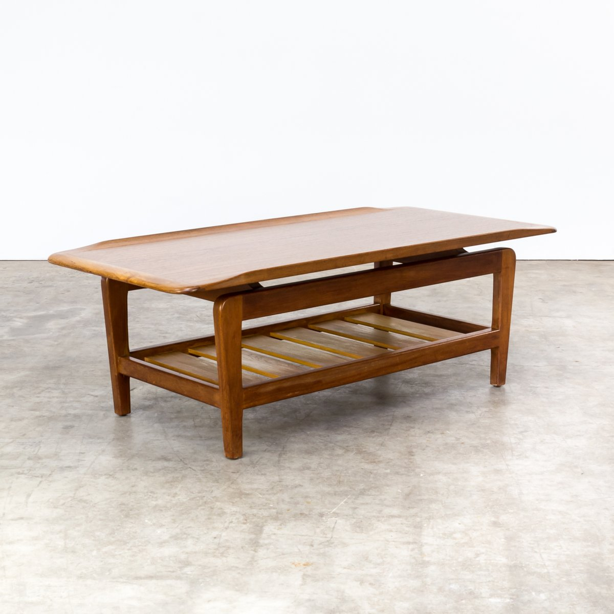 Large Danish Coffee Table, 1960s