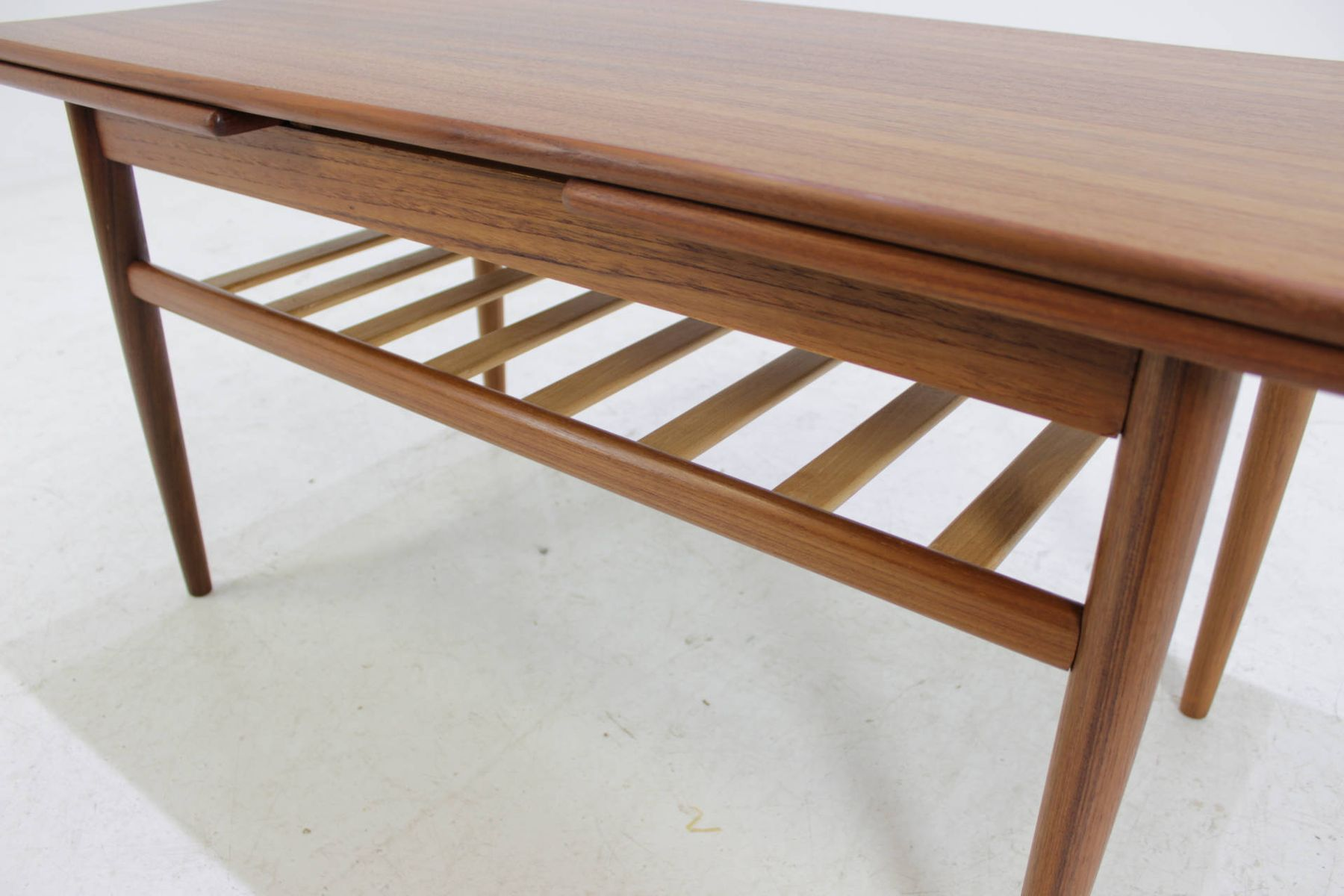 Danish Extendable Coffee Table 1960s For Sale At Pamono