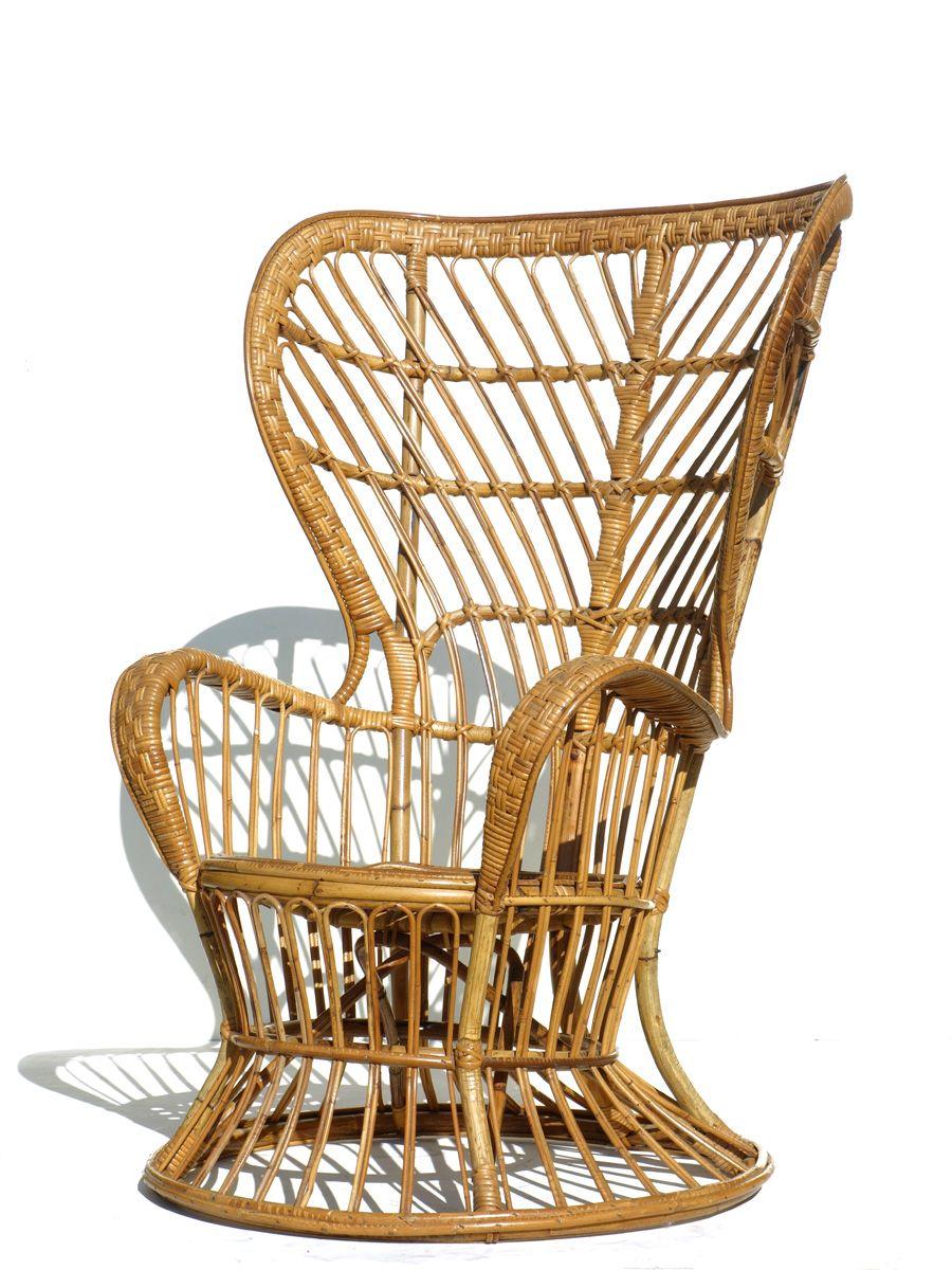 Buy Mid-Century Garden Chairs at Pamono