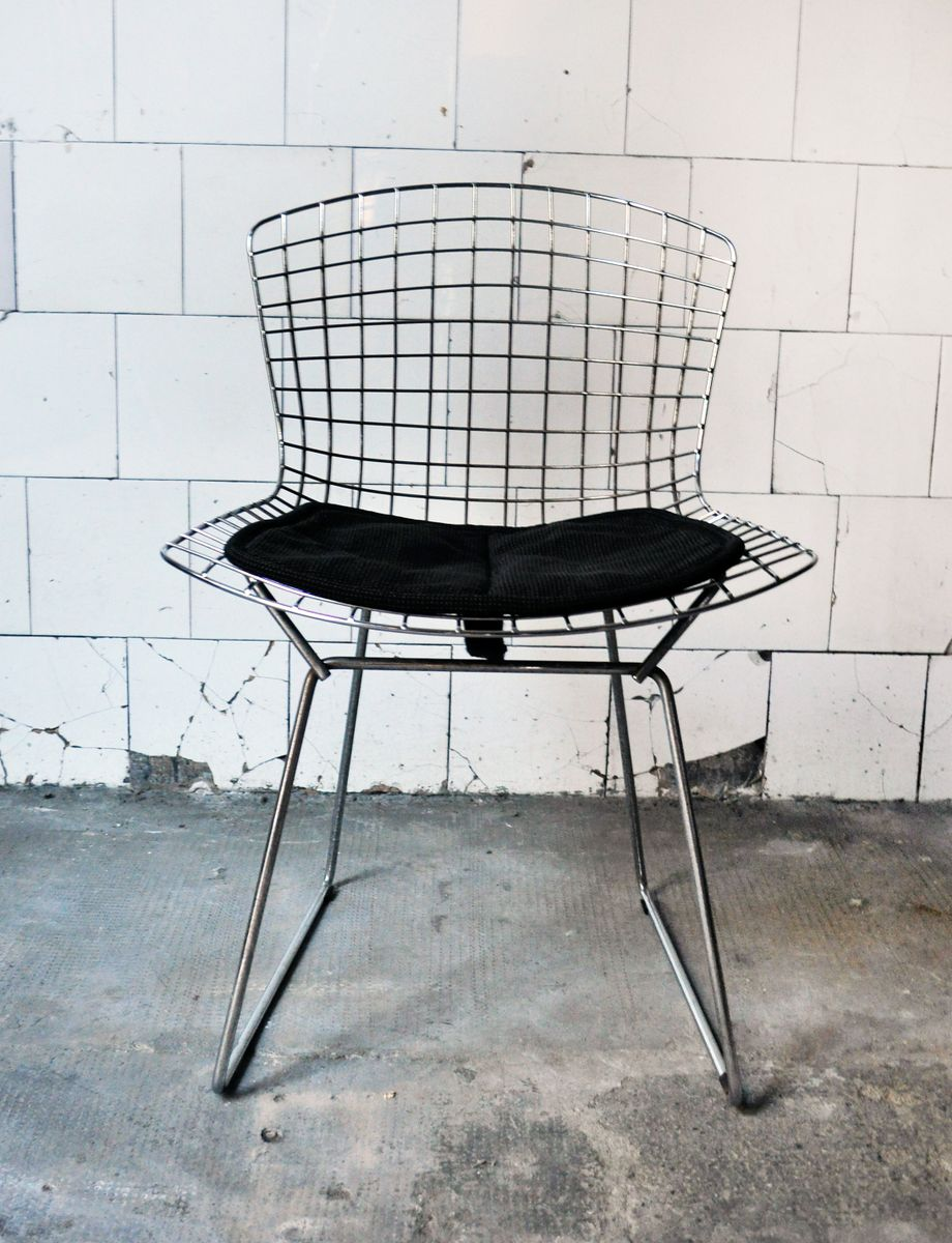 st hle von harry bertoia f r knoll international 1950er 5er set bei pamono kaufen. Black Bedroom Furniture Sets. Home Design Ideas