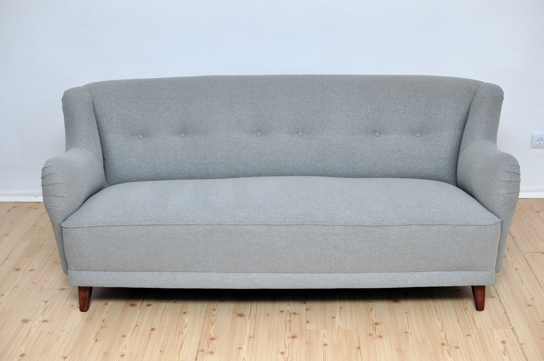Grey sofa 1950s for sale at pamono for Gray sofas for sale