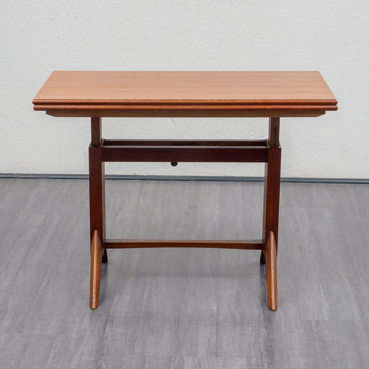 Teak Coffee Or Dining Table From Wilhelm Renz 1950s For Sale At Pamono