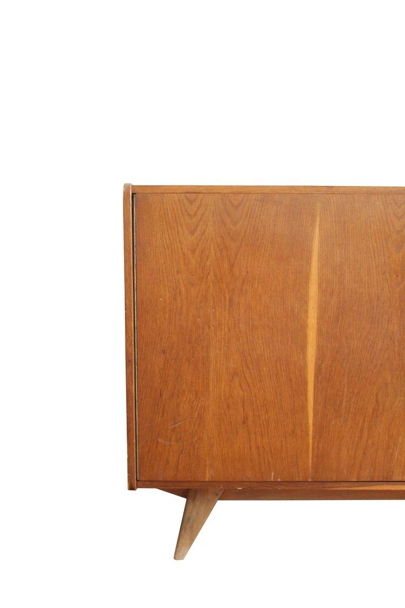 vintage u 460 sideboard by jiri jiroutek for interier. Black Bedroom Furniture Sets. Home Design Ideas