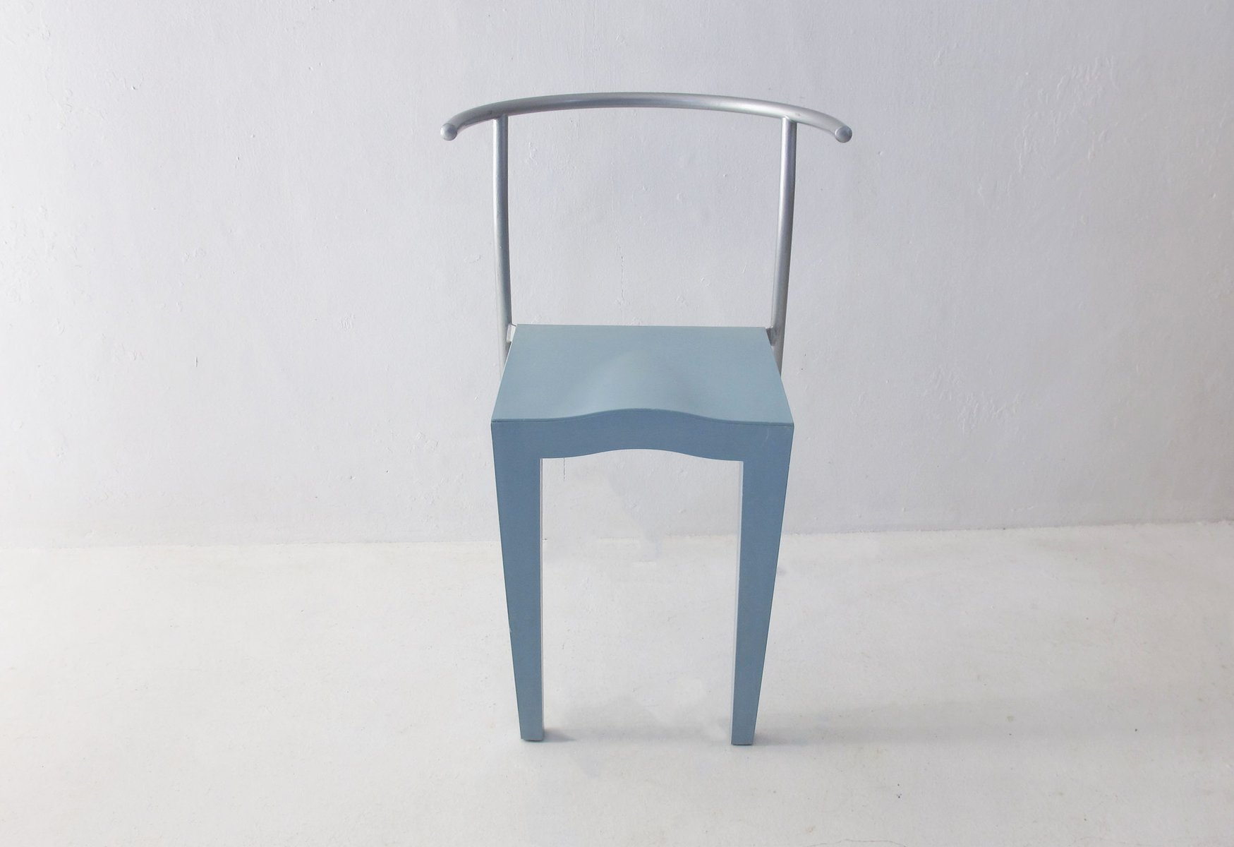 Vintage french chairs by philippe starck for kartell Kartell chaise starck