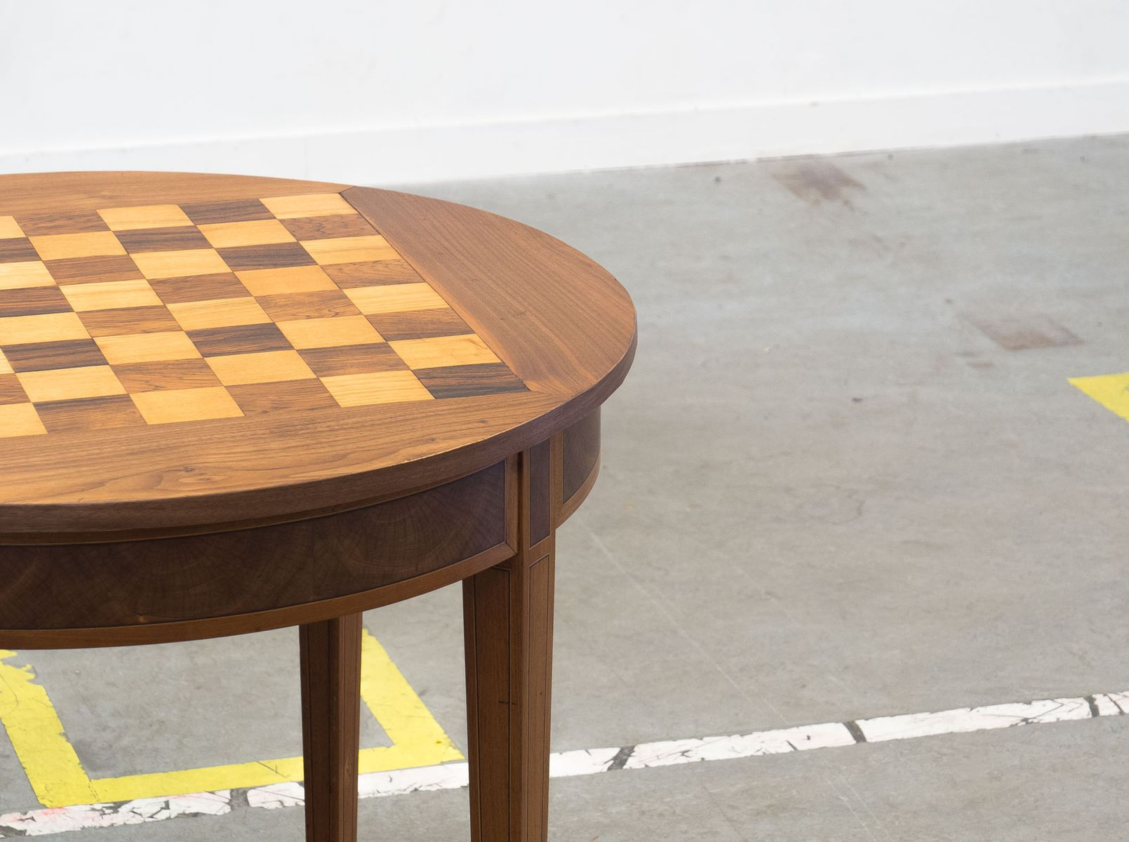 Vintage chess board table 8 intellectual outdoor chess table 14 chess table design geotapseo Image collections
