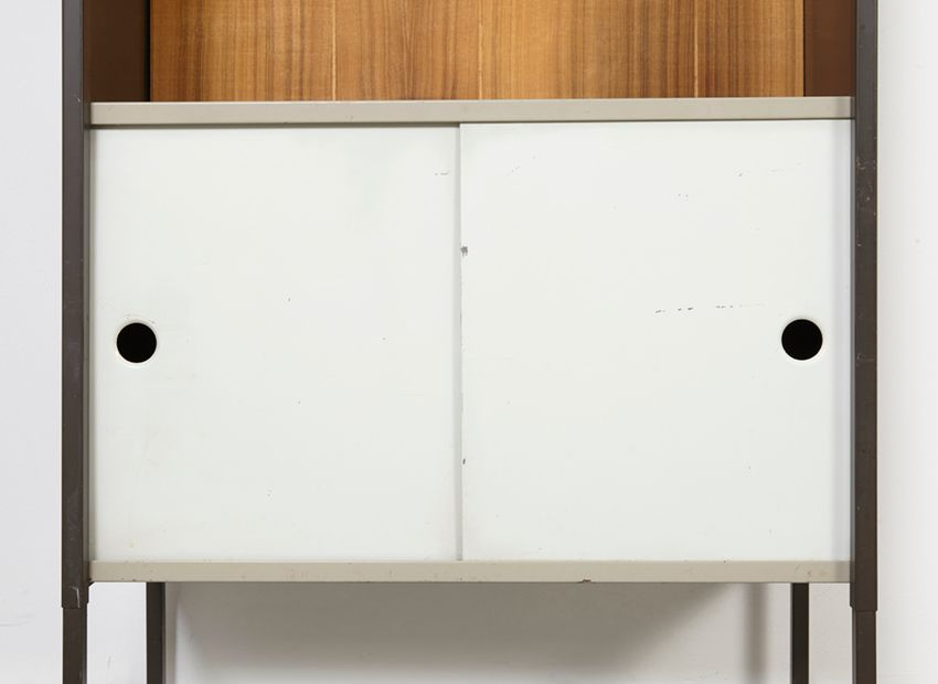 schrank von coen de vries f r pilastro 1960er bei pamono kaufen. Black Bedroom Furniture Sets. Home Design Ideas